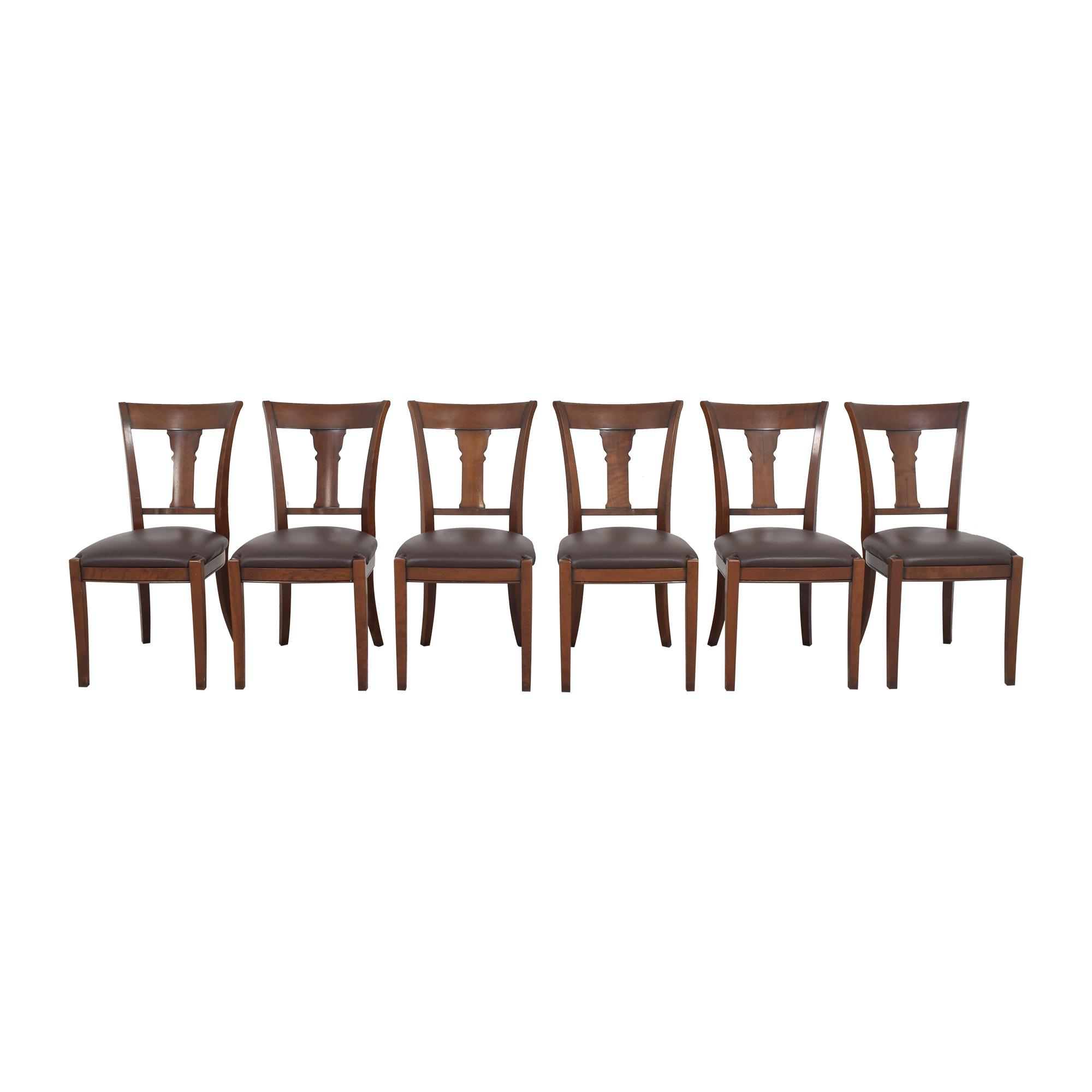 Grange Grange Rochambeau Dining Chairs nyc
