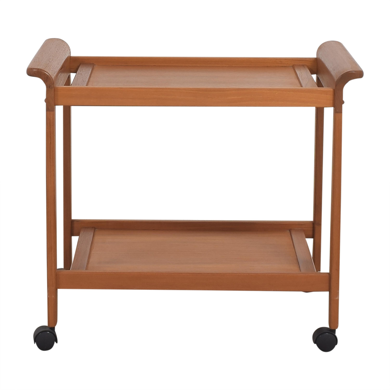 Scandinavian Designs Scandinavian Designs Servis Bar Cart second hand