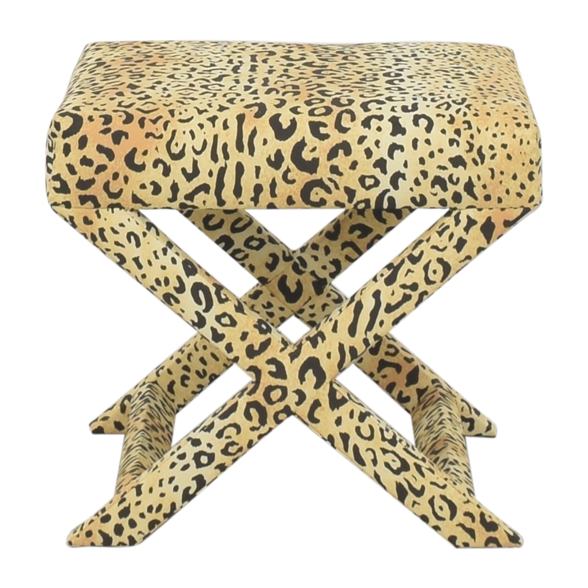 The Inside The Inside Leopard X Bench coupon
