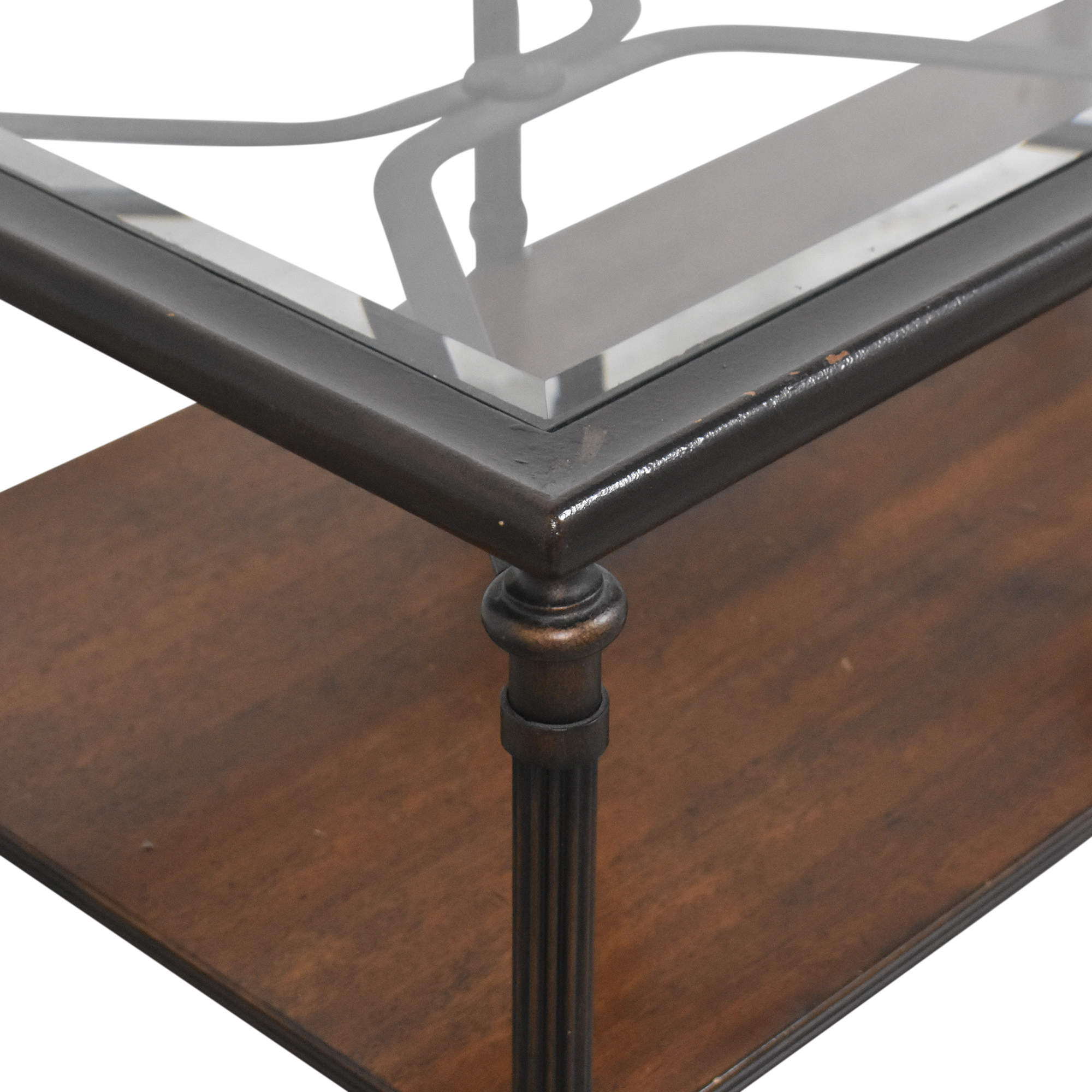 Tiered Coffee Table dimensions