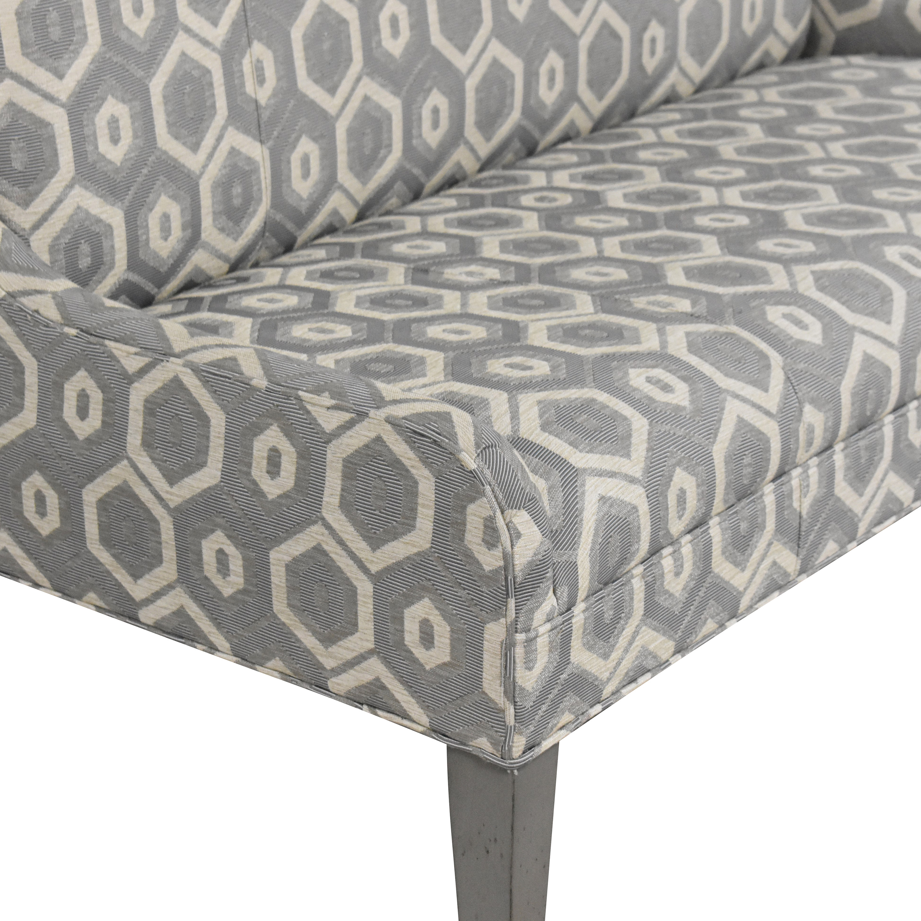 Mitchell Gold + Bob Williams Beverly Dining Banquette  sale