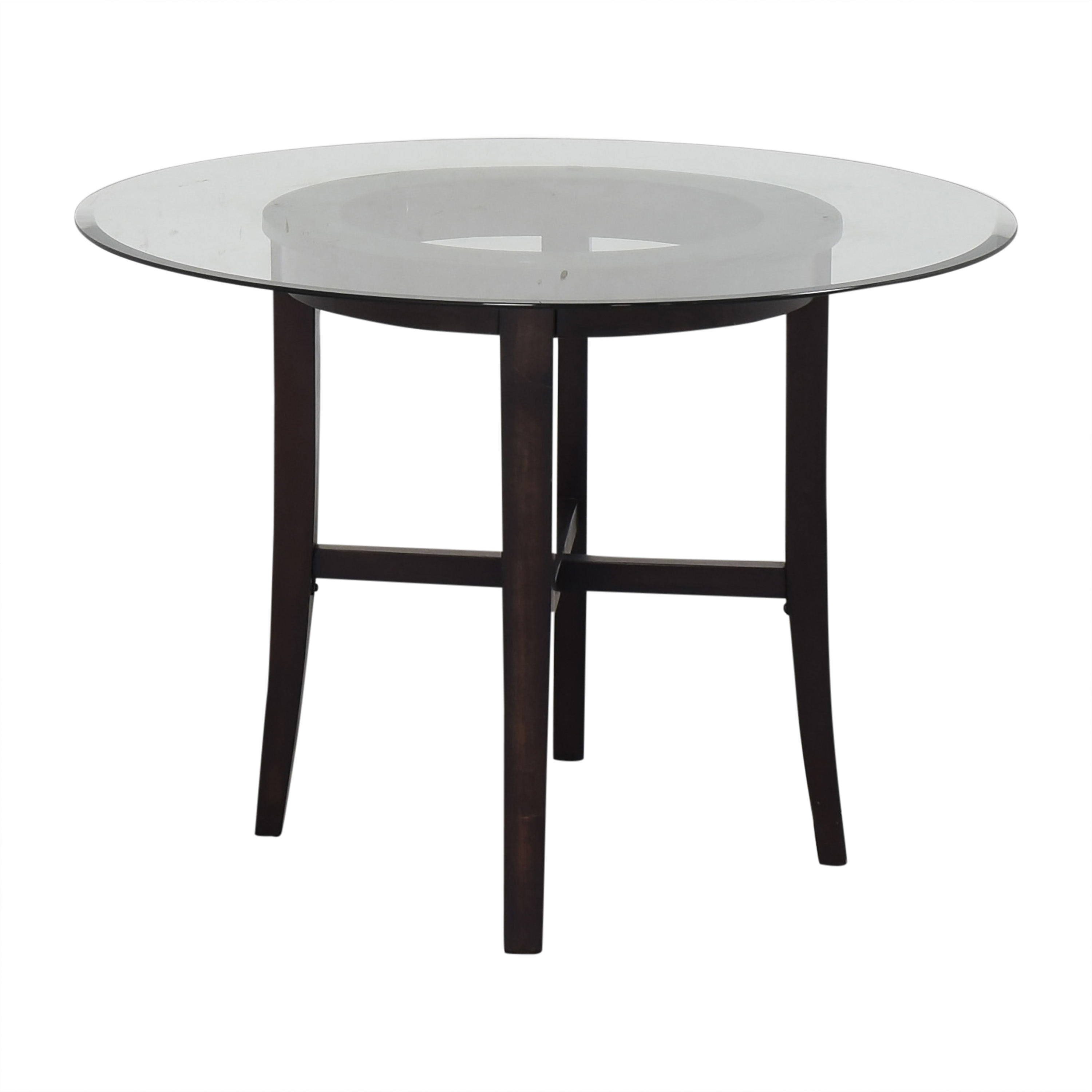 Ashley Furniture Zimmer Round Dining Table / Dinner Tables