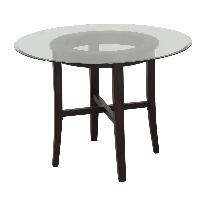 Ashley Furniture Zimmer Round Dining Table Ashley Furniture