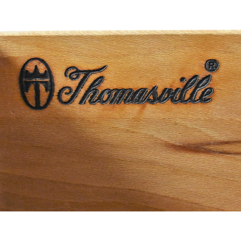 Thomasville Thomasville Collectors Cherry Queen Anne Huntboard second hand