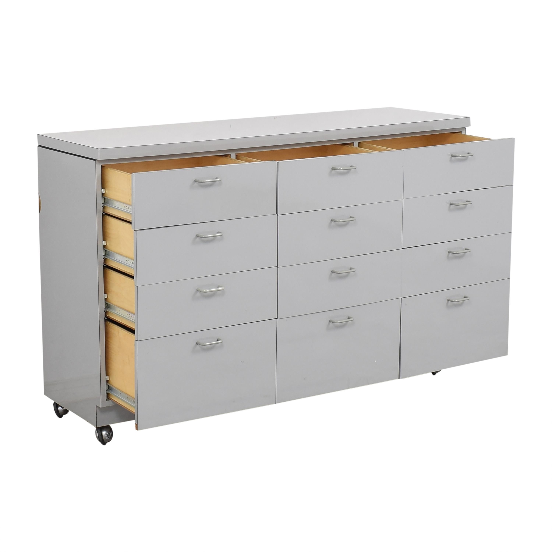 Custom Twelve Drawer Dresser on sale