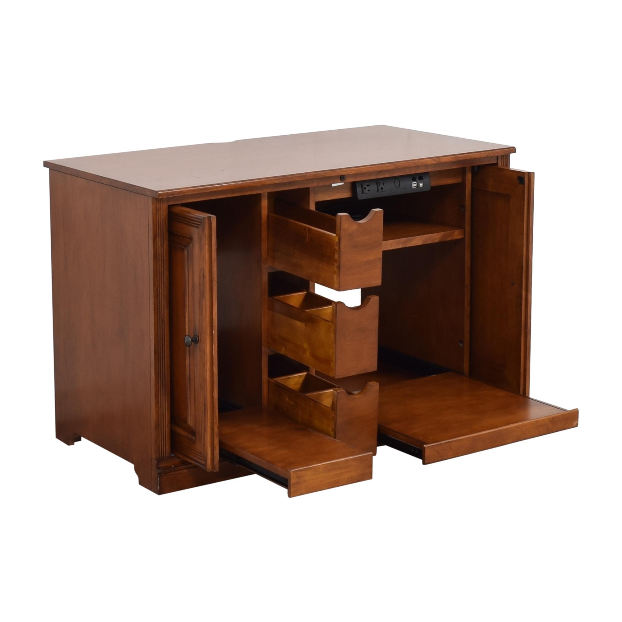 Sligh Furniture Sligh Furniture Home Office Cabinet