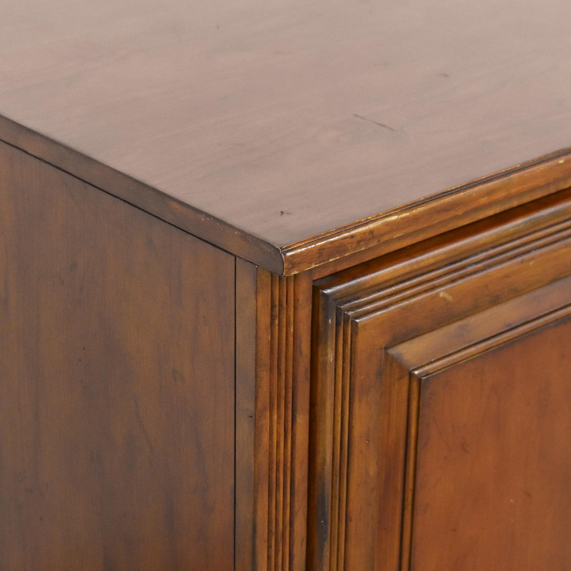Sligh Furniture Home Office Cabinet sale
