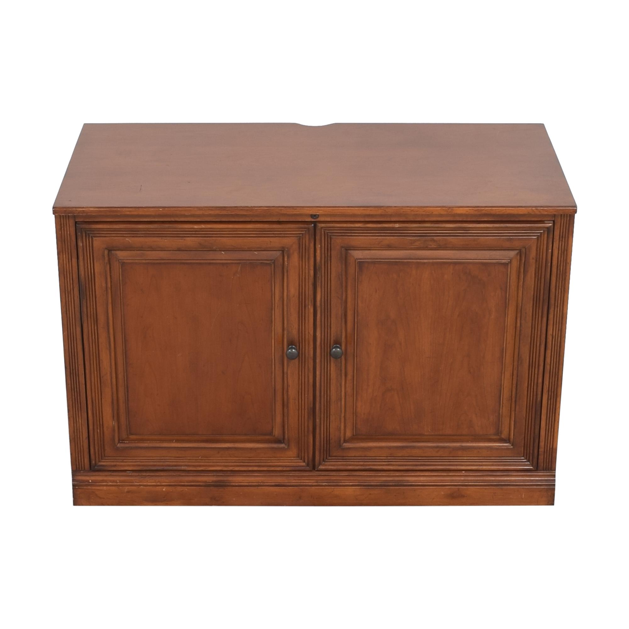 shop Sligh Furniture Home Office Cabinet Sligh Furniture Cabinets & Sideboards