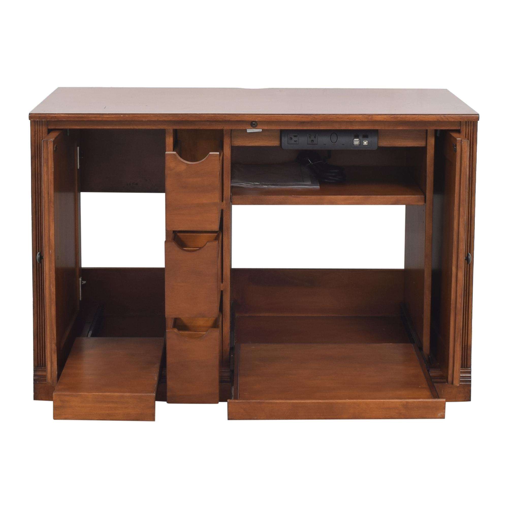 shop Sligh Furniture Home Office Cabinet Sligh Furniture Storage