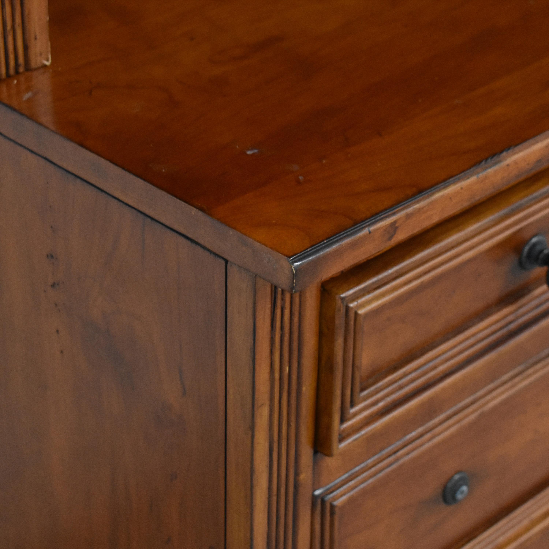 Sligh Furniture Sligh Furniture Bookcase Cabinet on sale