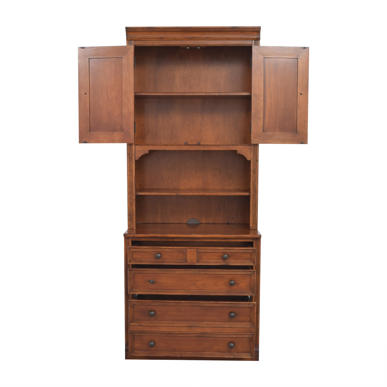buy Sligh Furniture Bookcase Cabinet Sligh Furniture Bookcases & Shelving