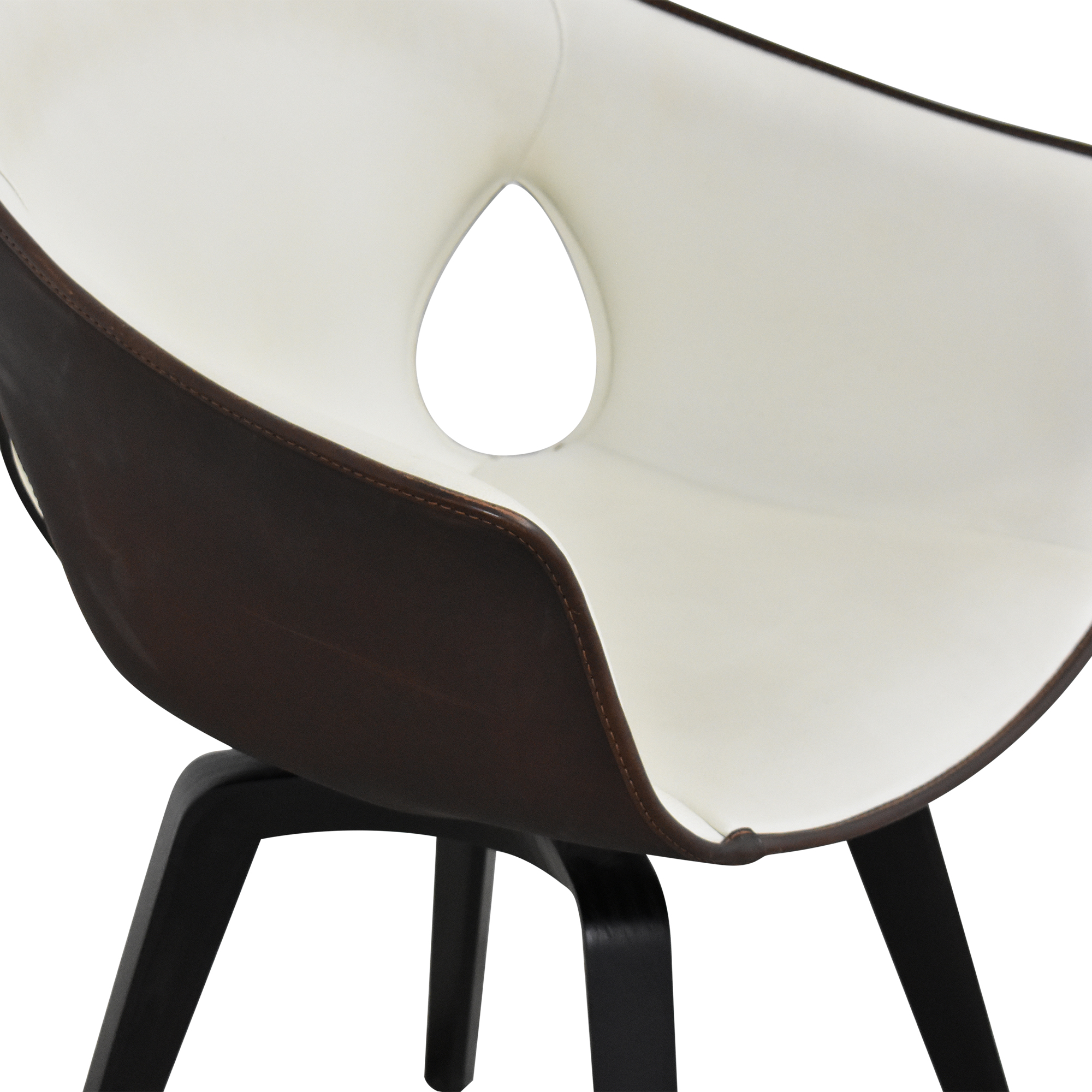 Poltrona Frau Poltrona Frau Ginger Side Chair ct