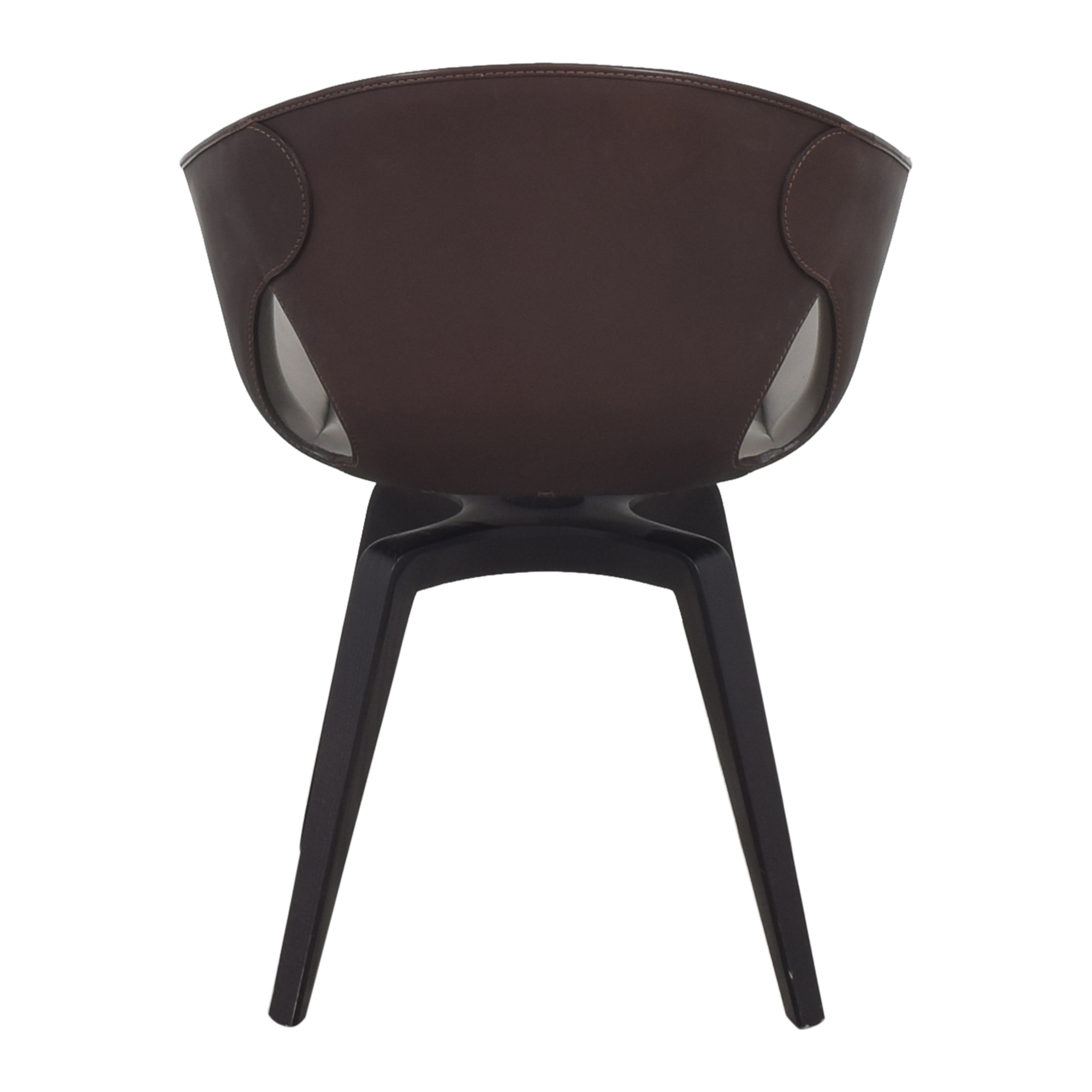 shop Poltrona Frau Ginger Side Chair Poltrona Frau Chairs
