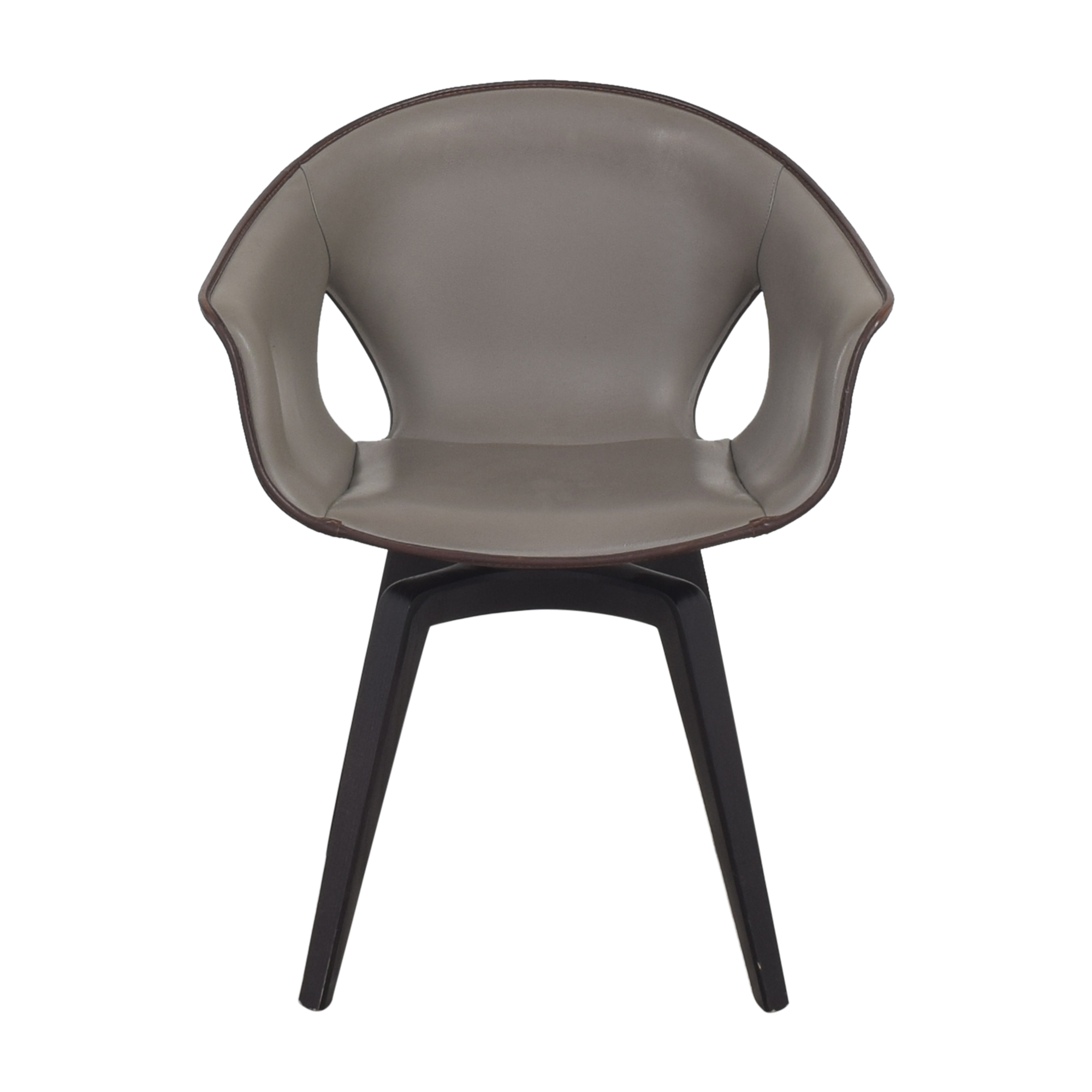 Poltrona Frau Poltrona Frau Ginger Side Chair for sale