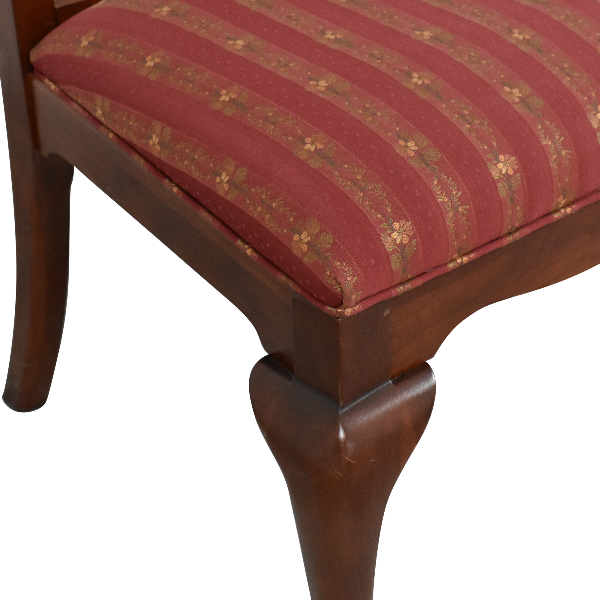 Ethan Allen Georgian Court Dining Side Chairs / Chairs
