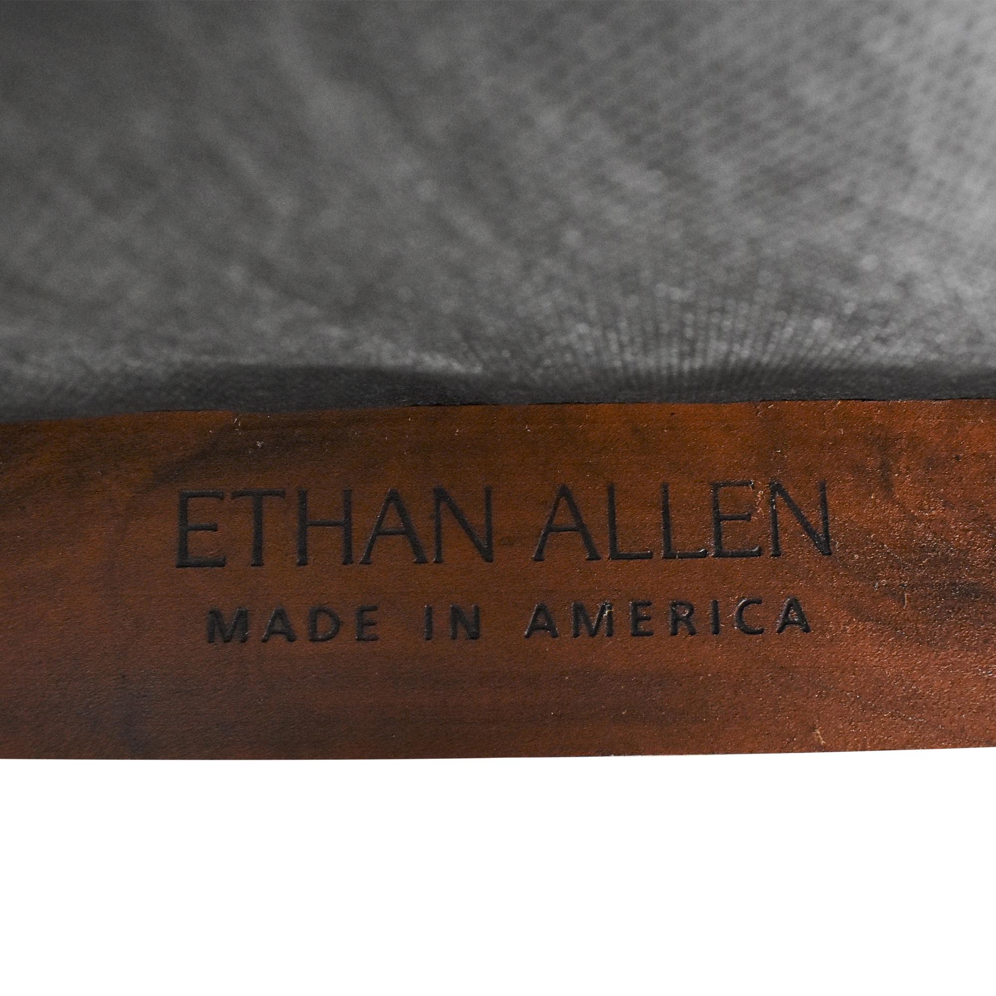 shop Ethan Allen Georgian Court Dining Side Chairs Ethan Allen Dining Chairs