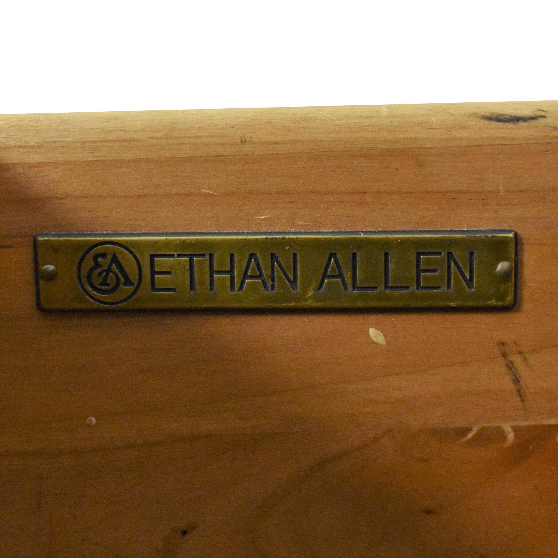 buy Ethan Allen Marco Serpentine Dresser Ethan Allen Storage