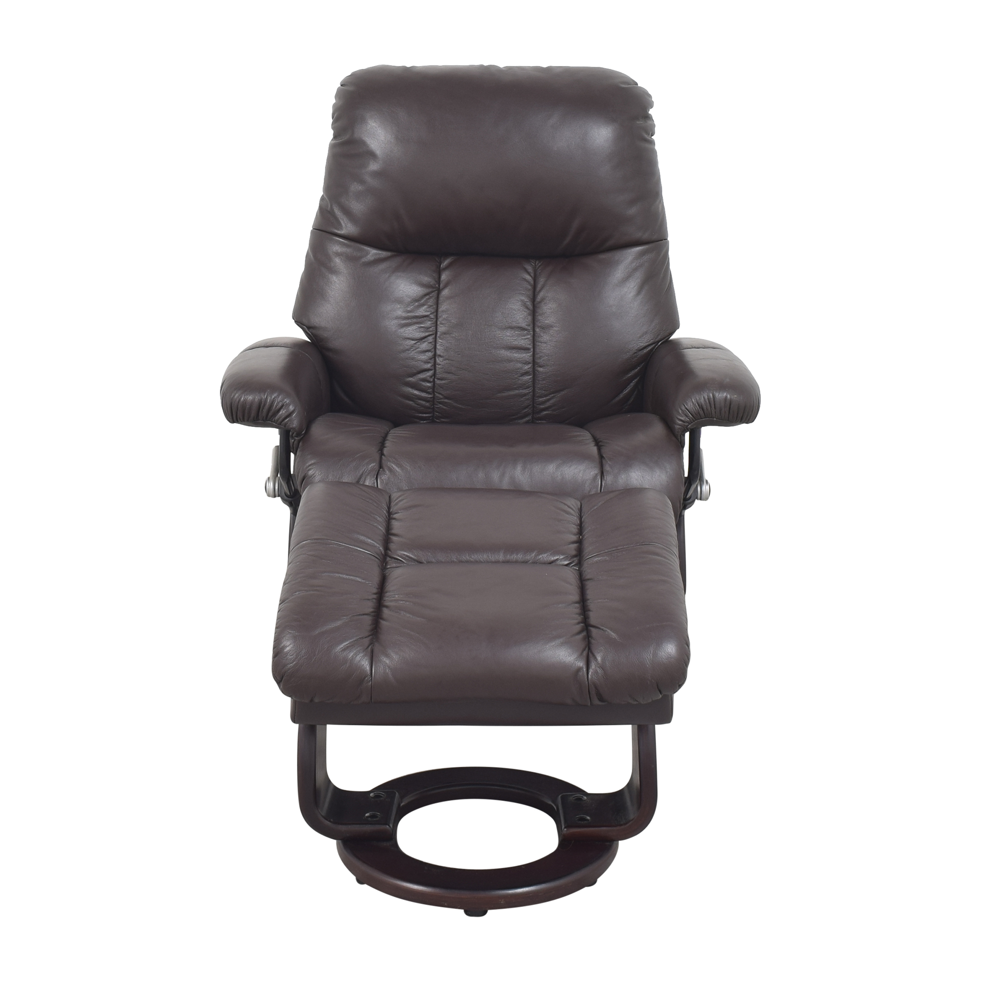 shop Benchmaster Benchmaster Recliner with Storage Ottoman online