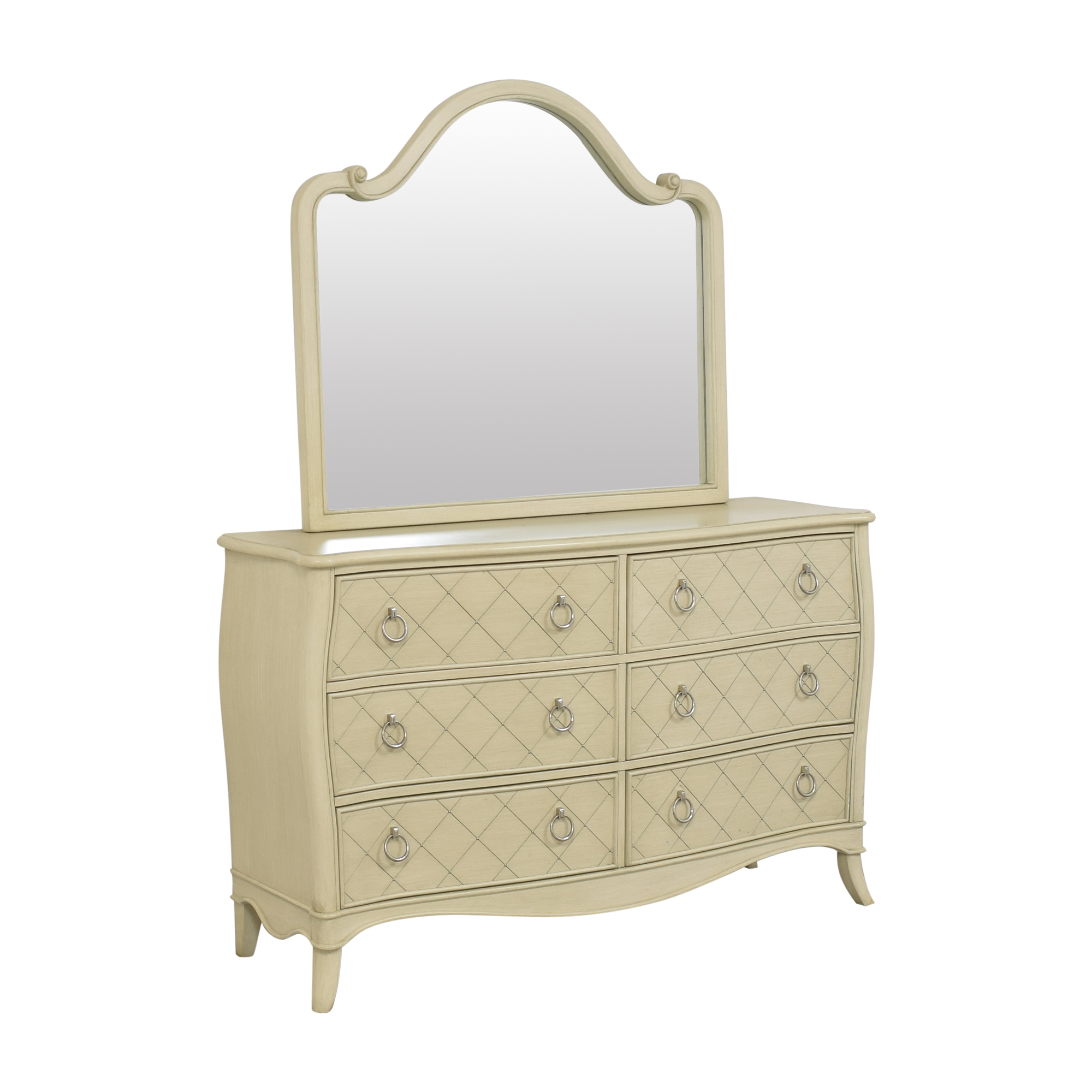 Raymour & Flanigan Raymour & Flanigan Dresser with Mirror coupon
