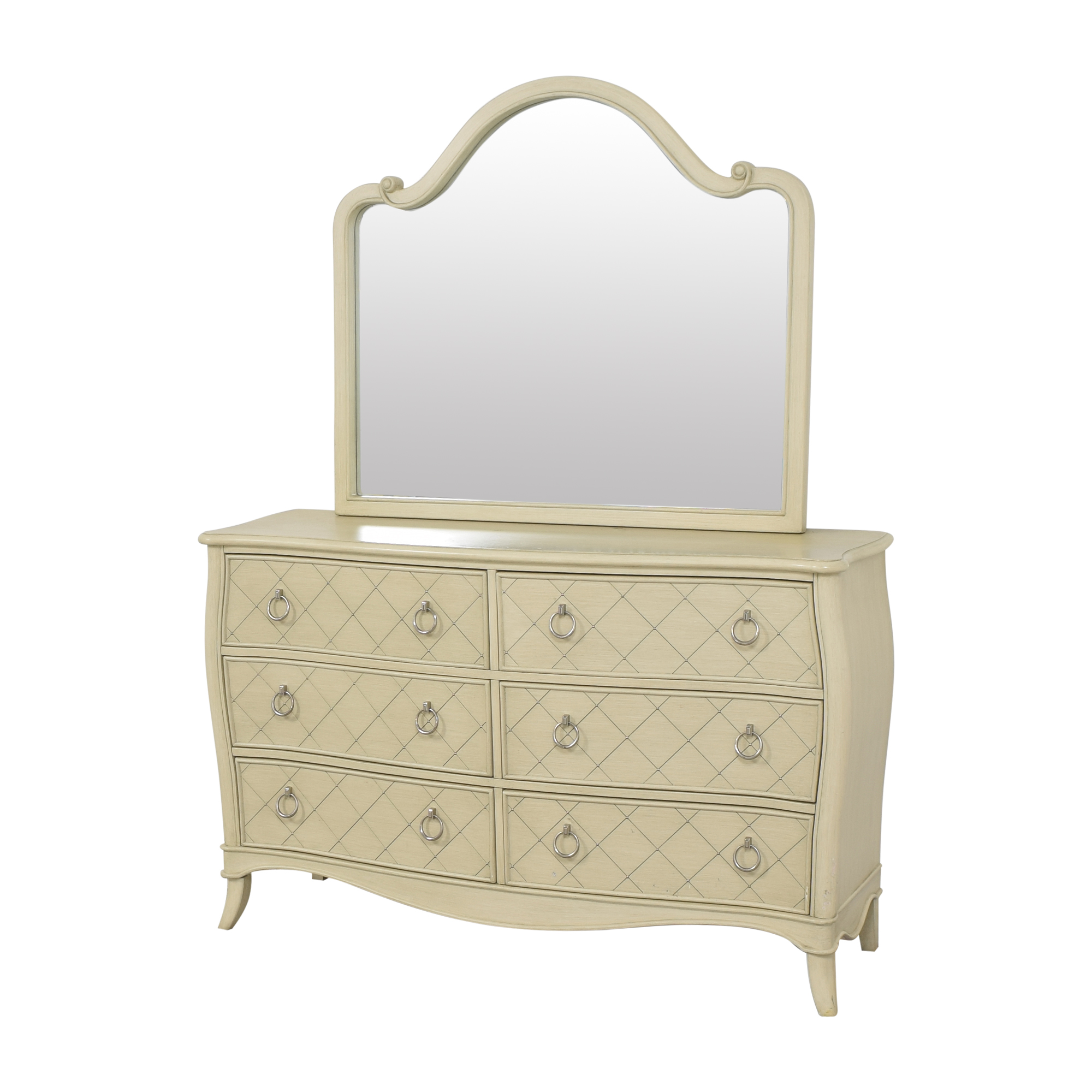 Raymour & Flanigan Raymour & Flanigan Dresser with Mirror used