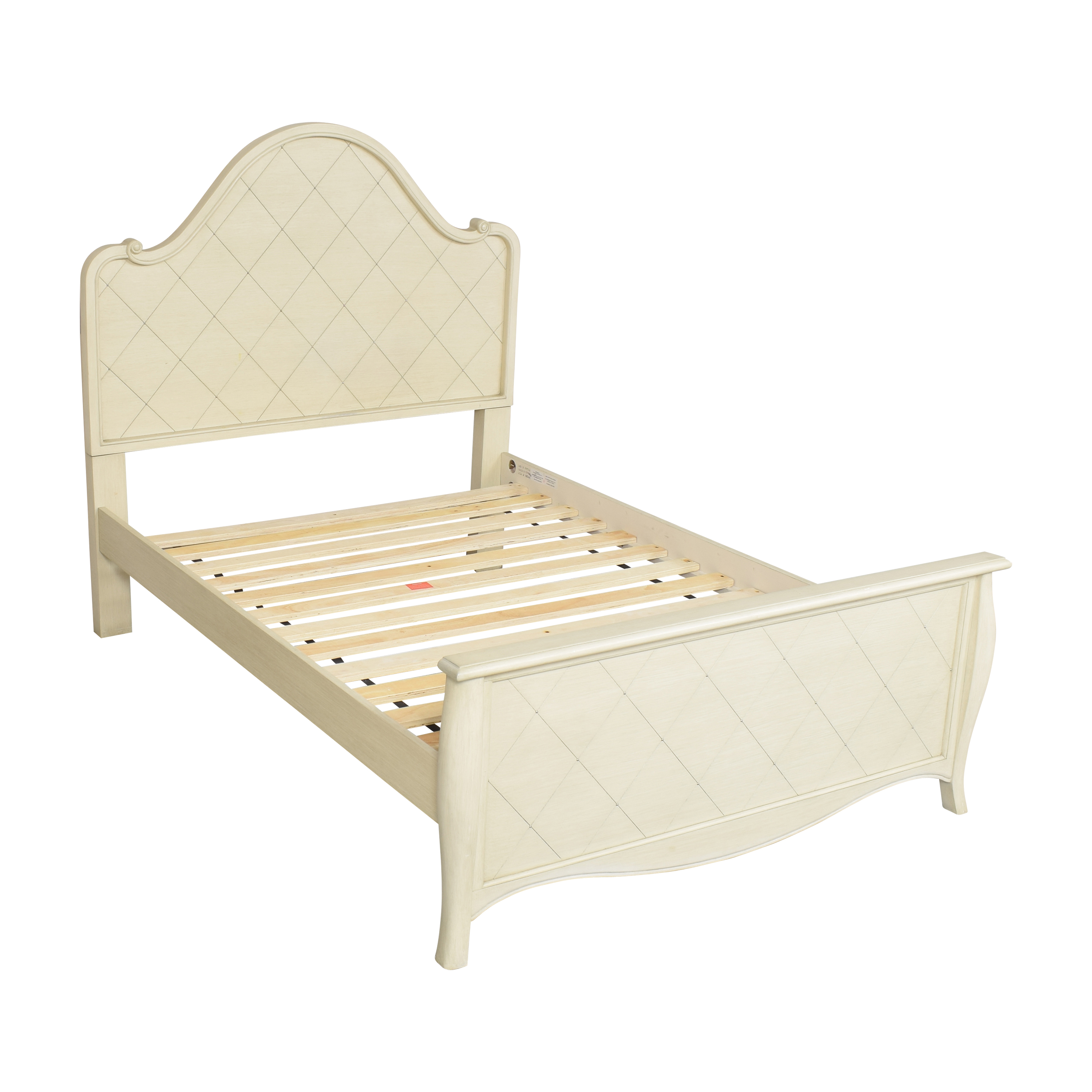 Raymour & Flanigan Raymour & Flanigan Full Panel Bed discount