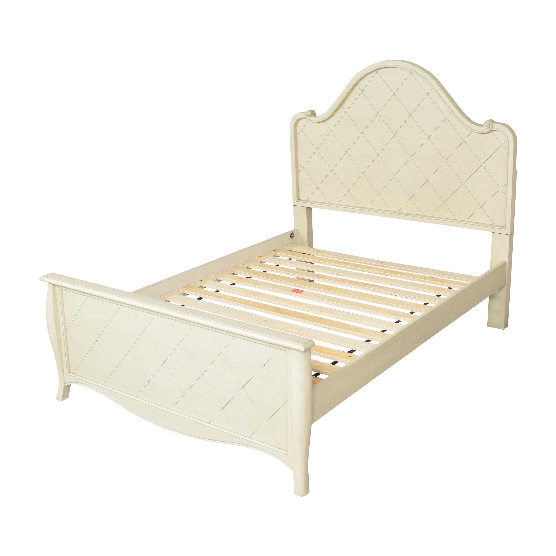 buy Raymour & Flanigan Full Panel Bed Raymour & Flanigan