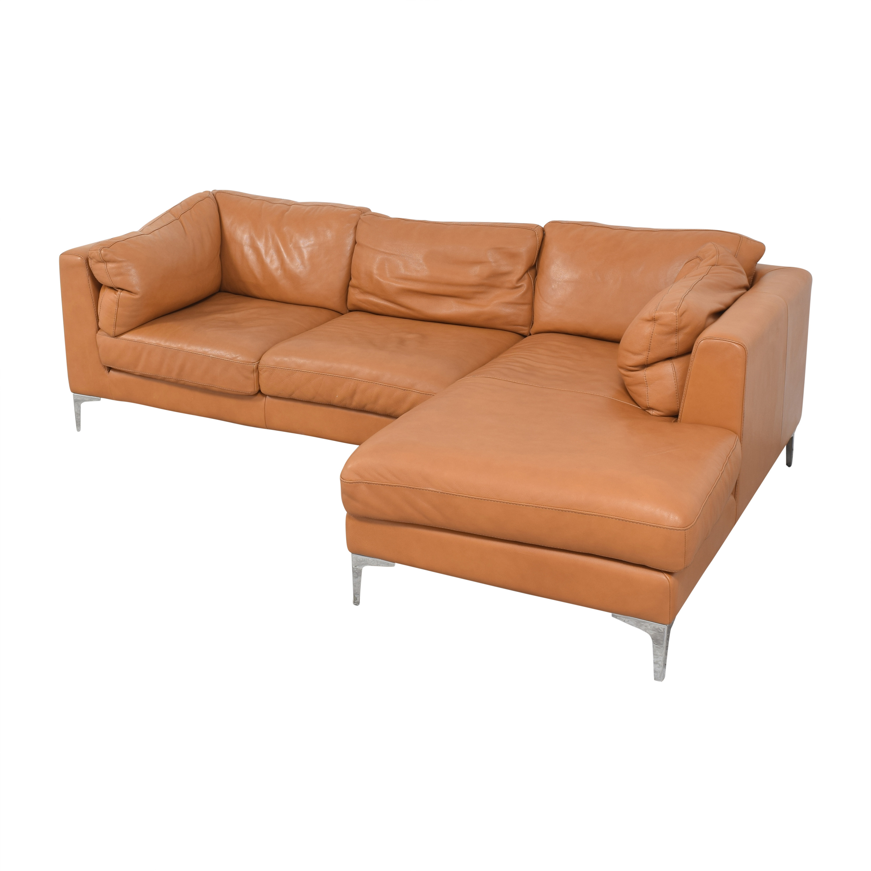 Design Within Reach Design Within Reach Albert Sectional Sofa used