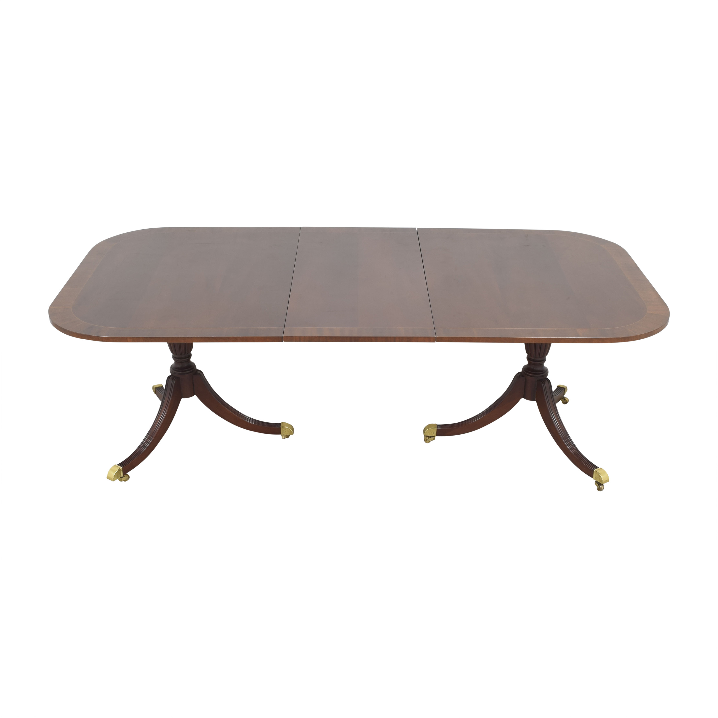 shop Councill Extendable Dining Table on Casters Councill