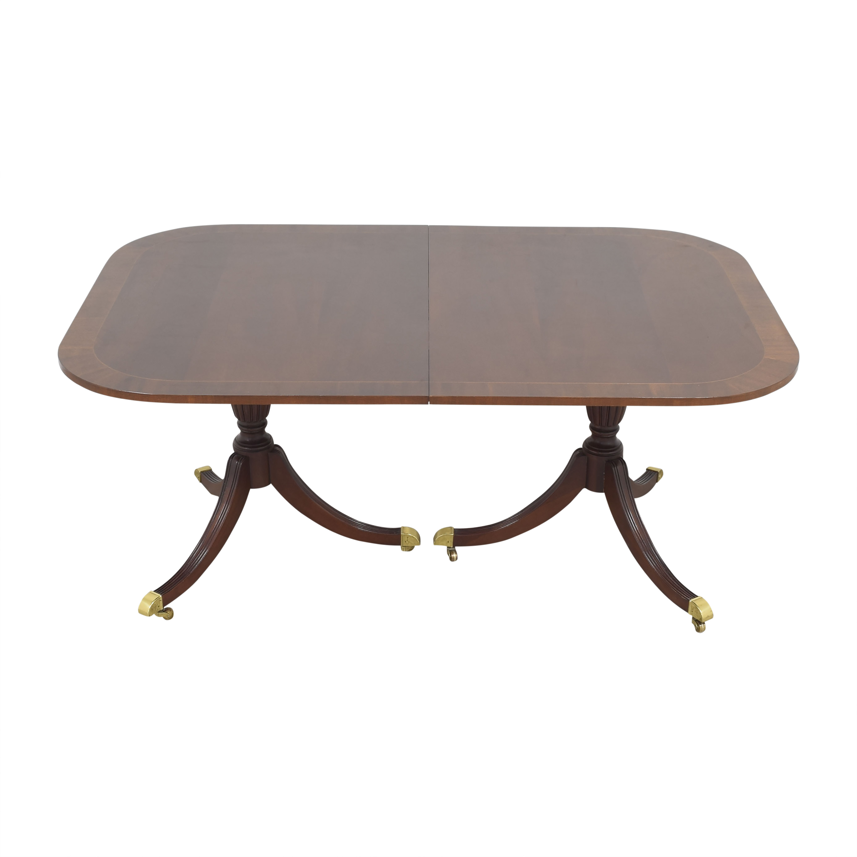 Councill Councill Extendable Dining Table on Casters discount