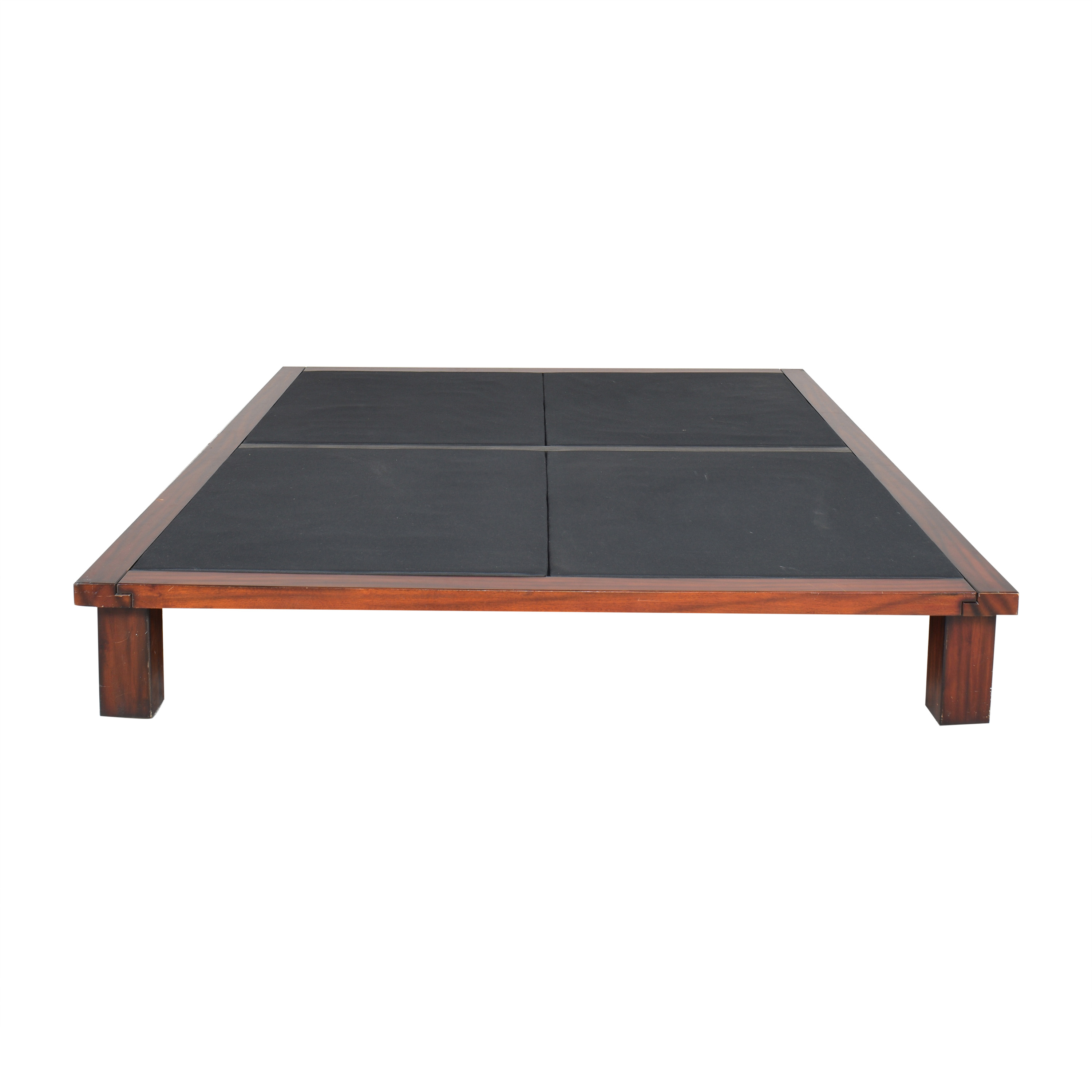 Charles P. Rogers Charles P. Rogers Madera Queen Platform Bed brown