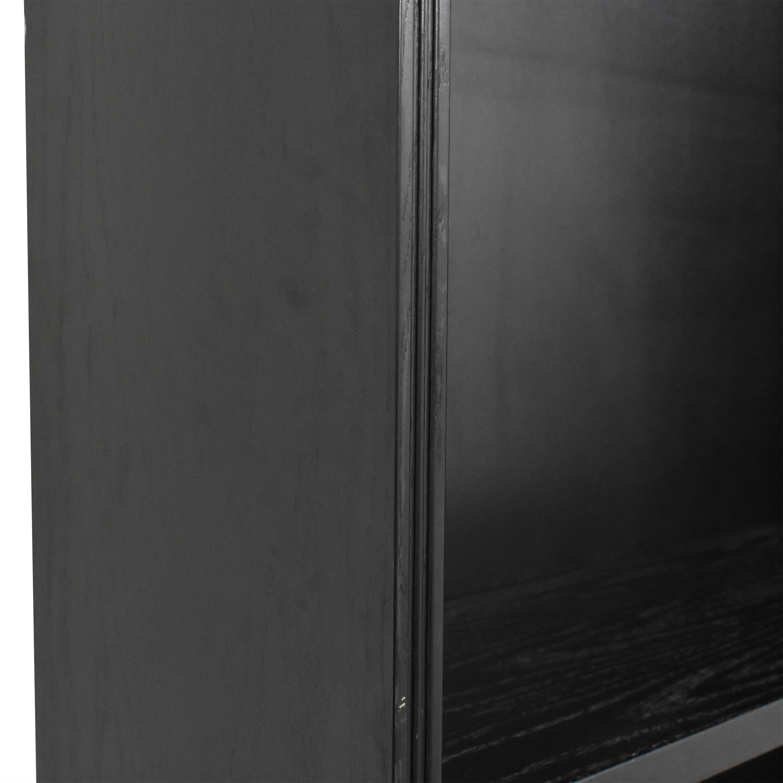 Dallek Dallek Tall Bookcase Cabinet nj
