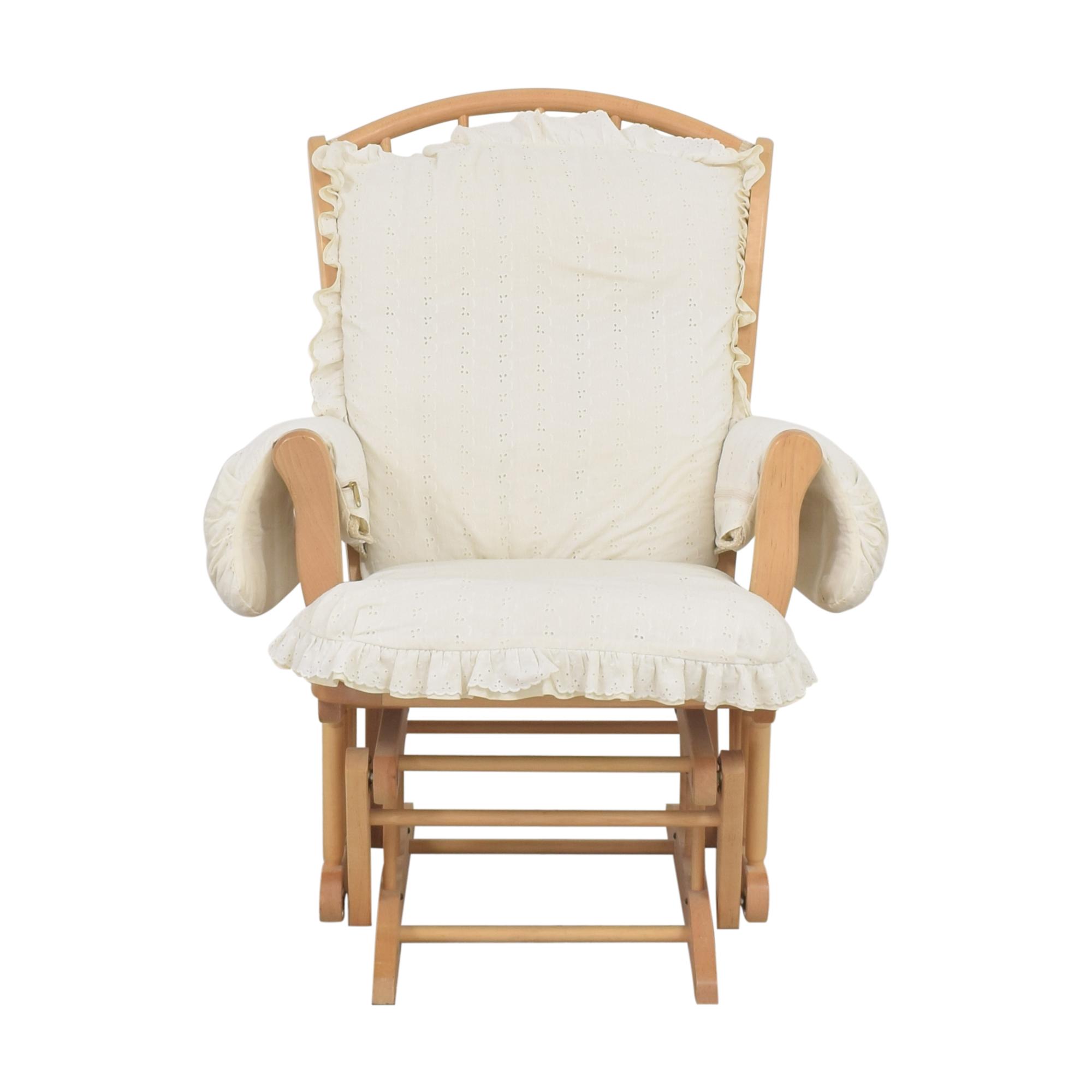 Dutailier Dutailier Glider Chair dimensions
