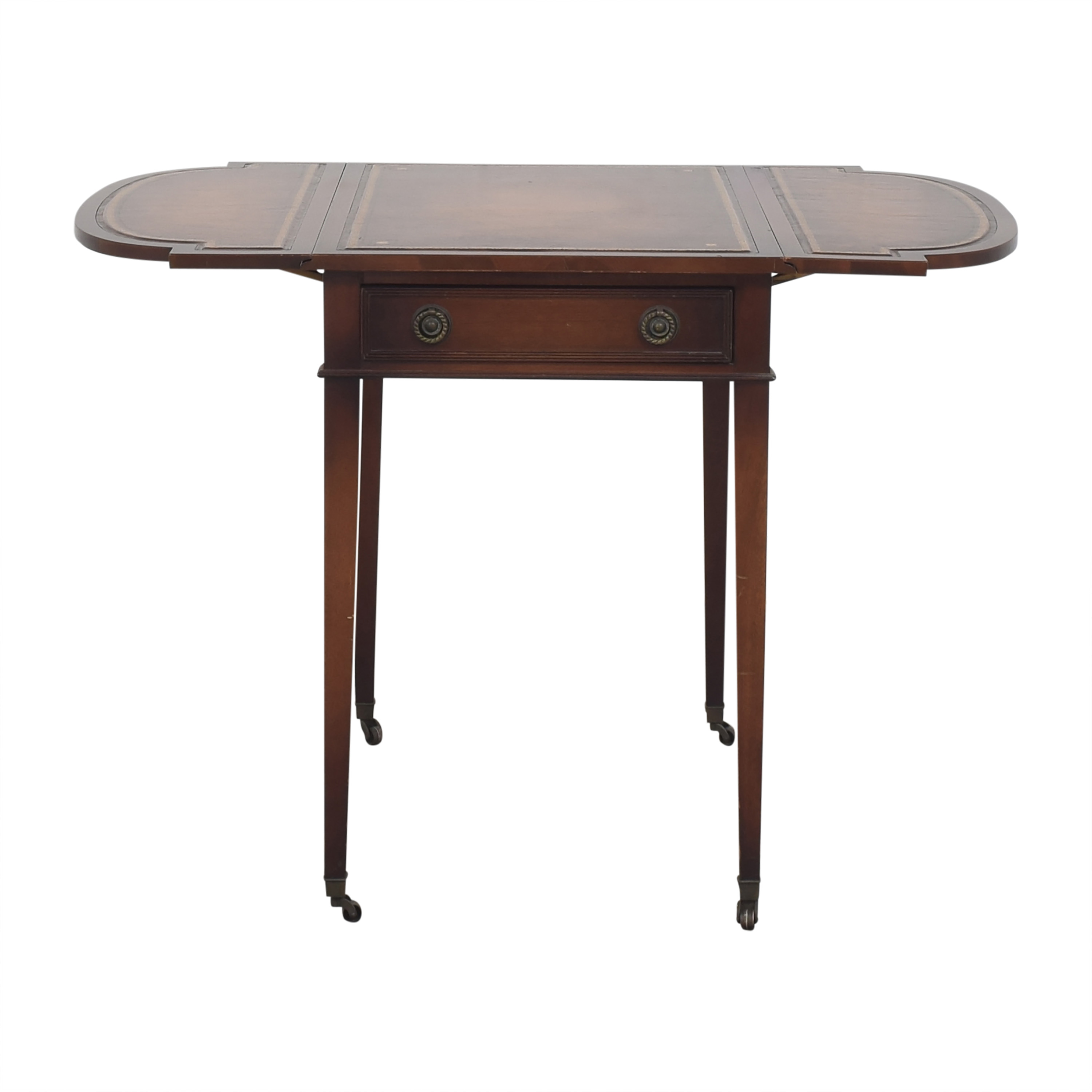 Gordon's Furniture Gordon's Drop-Leaf Accent Table ct