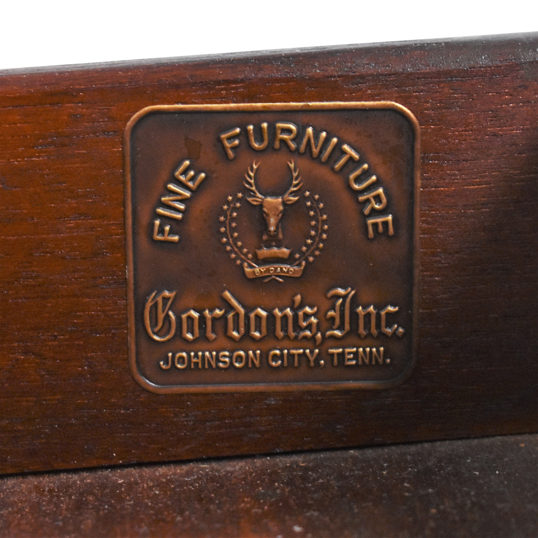 shop Gordon's Drop-Leaf Accent Table Gordon's Furniture End Tables