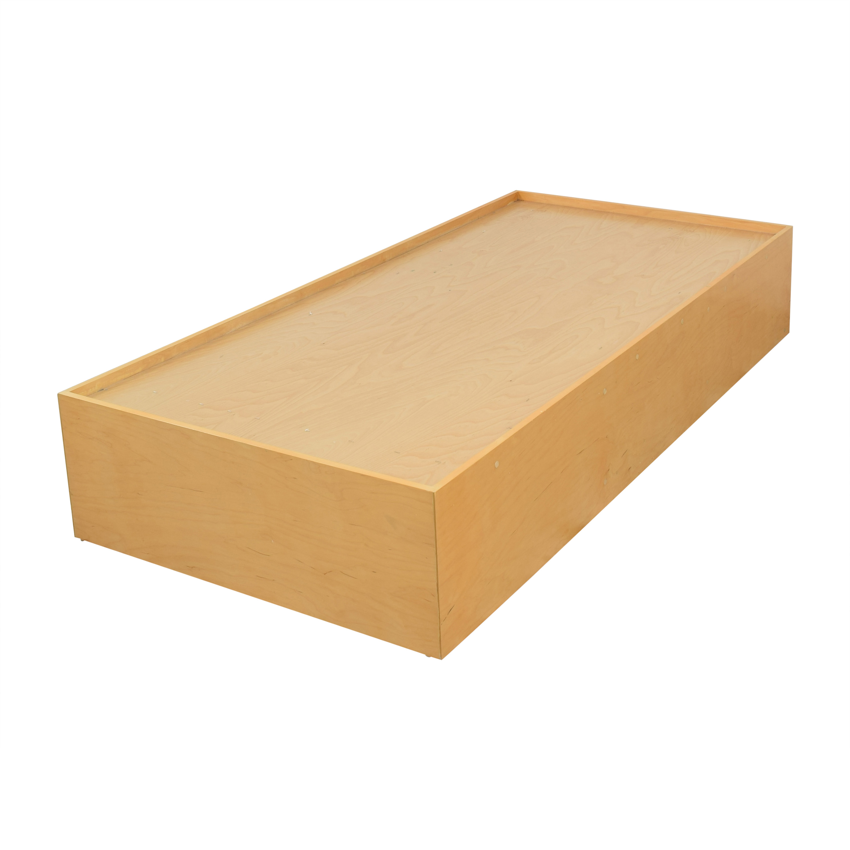 buy Custom Twin Storage Bed