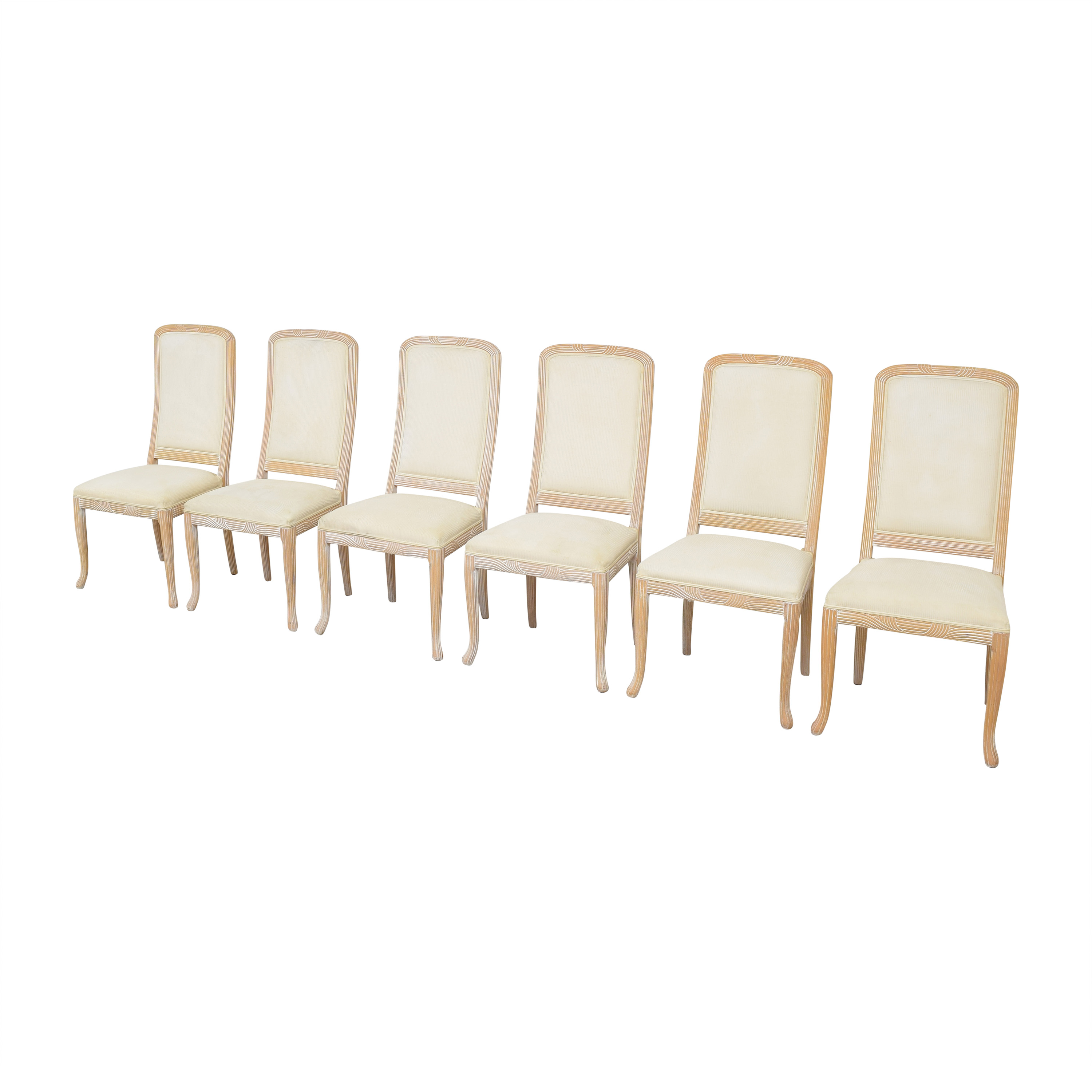 Buying & Design Buying & Design Upholstered Dining Side Chairs