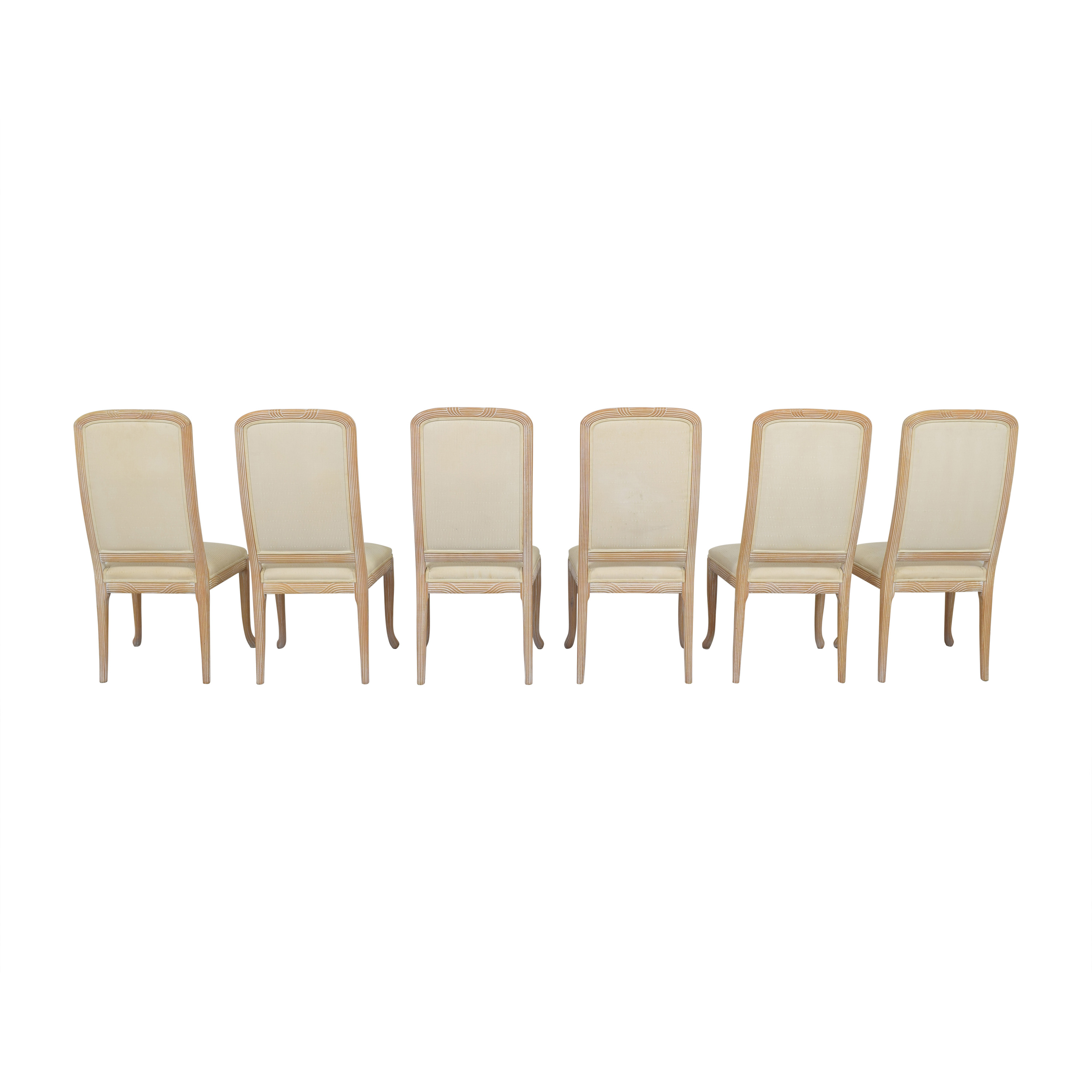 Buying & Design Buying & Design Upholstered Dining Side Chairs for sale
