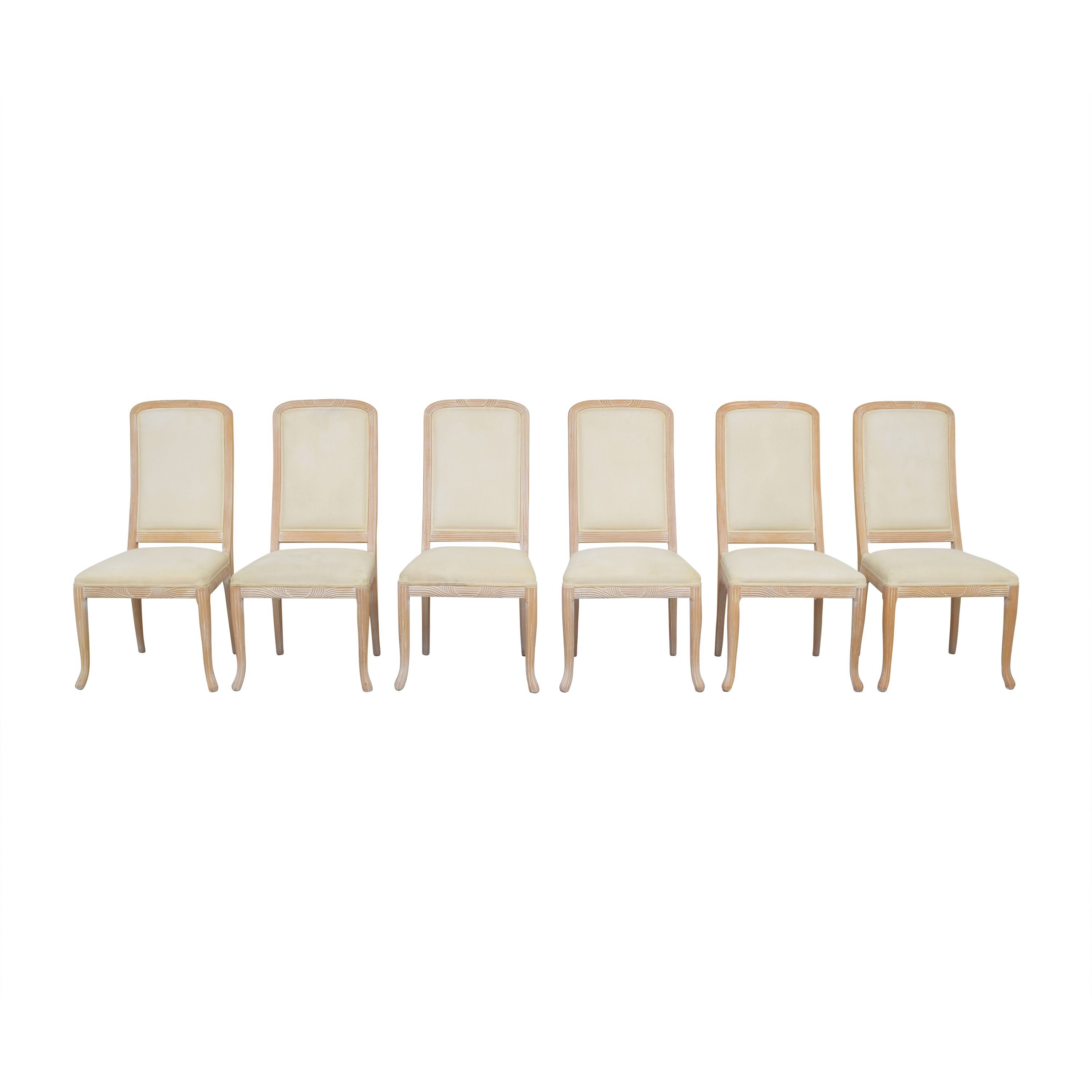 buy Buying & Design Upholstered Dining Side Chairs Buying & Design