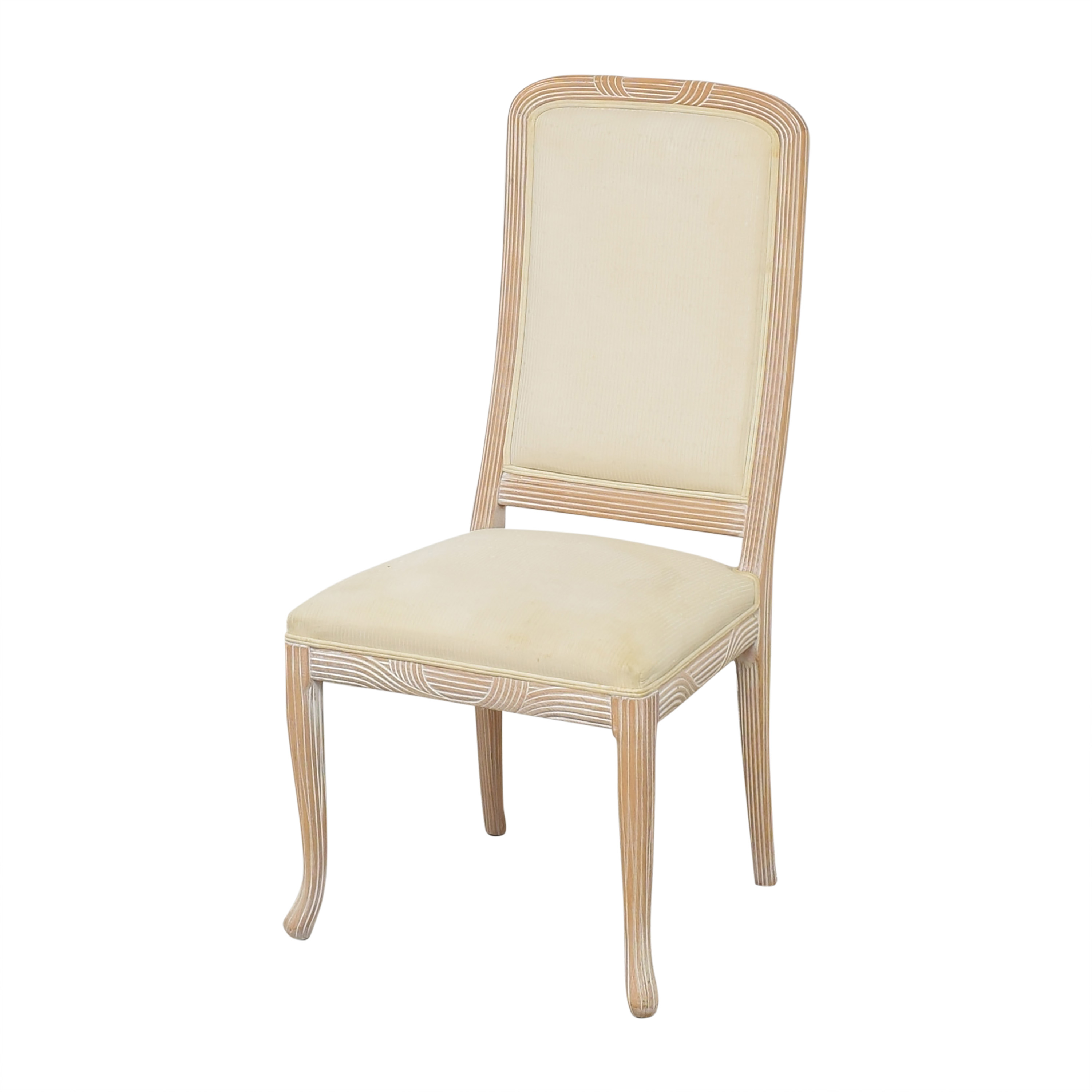 Buying & Design Buying & Design Upholstered Dining Side Chairs beige