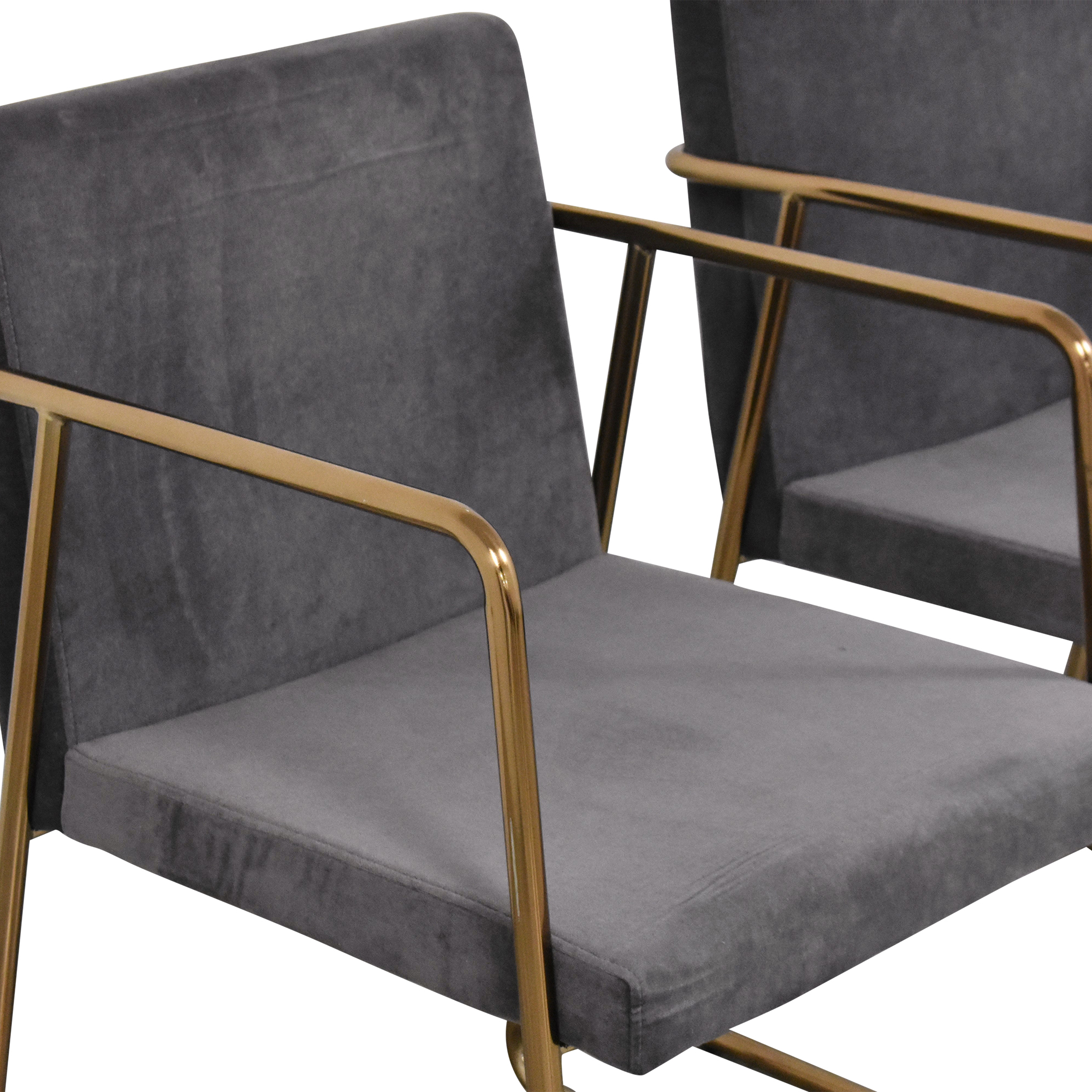 CB2 CB2 Rouka Chairs second hand