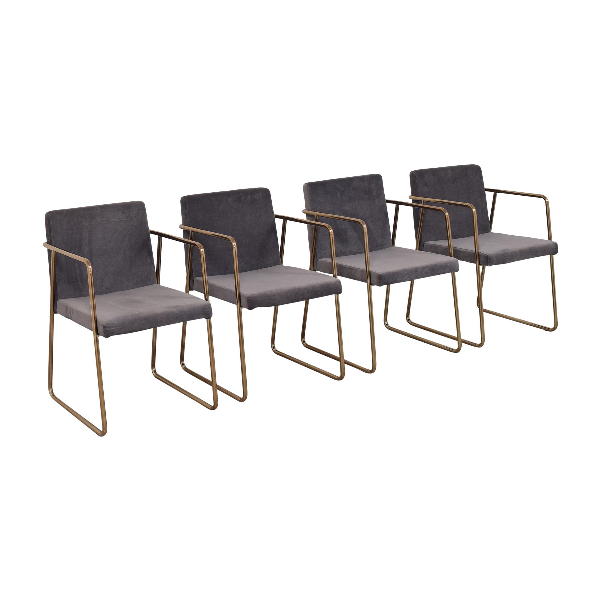 CB2 CB2 Rouka Chairs