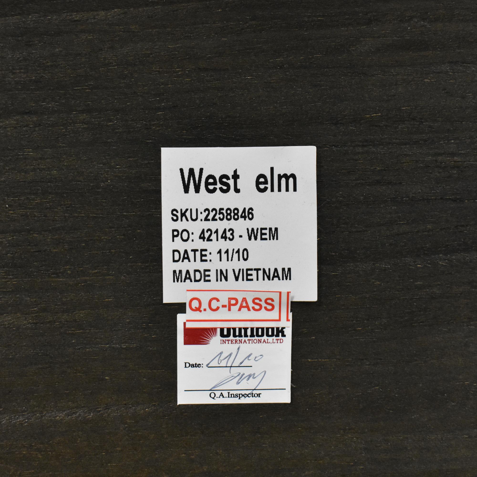 West Elm West Elm Niche Modern Buffet  price