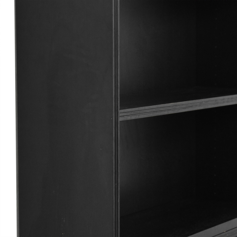Dallek Dallek Tall Bookcase Cabinet Storage