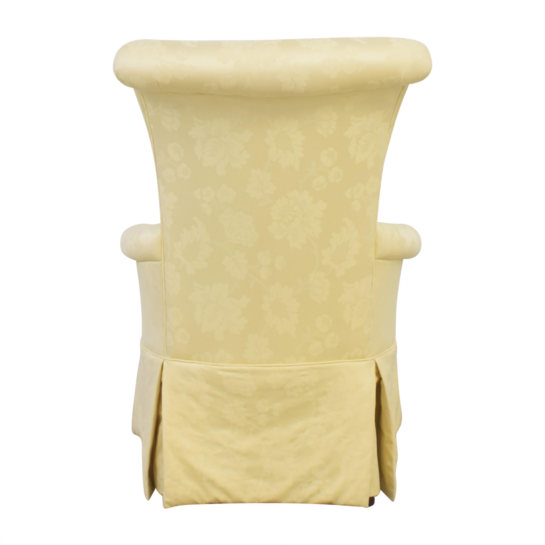 Ethan Allen Ethan Allen Skirted Host Chair nyc