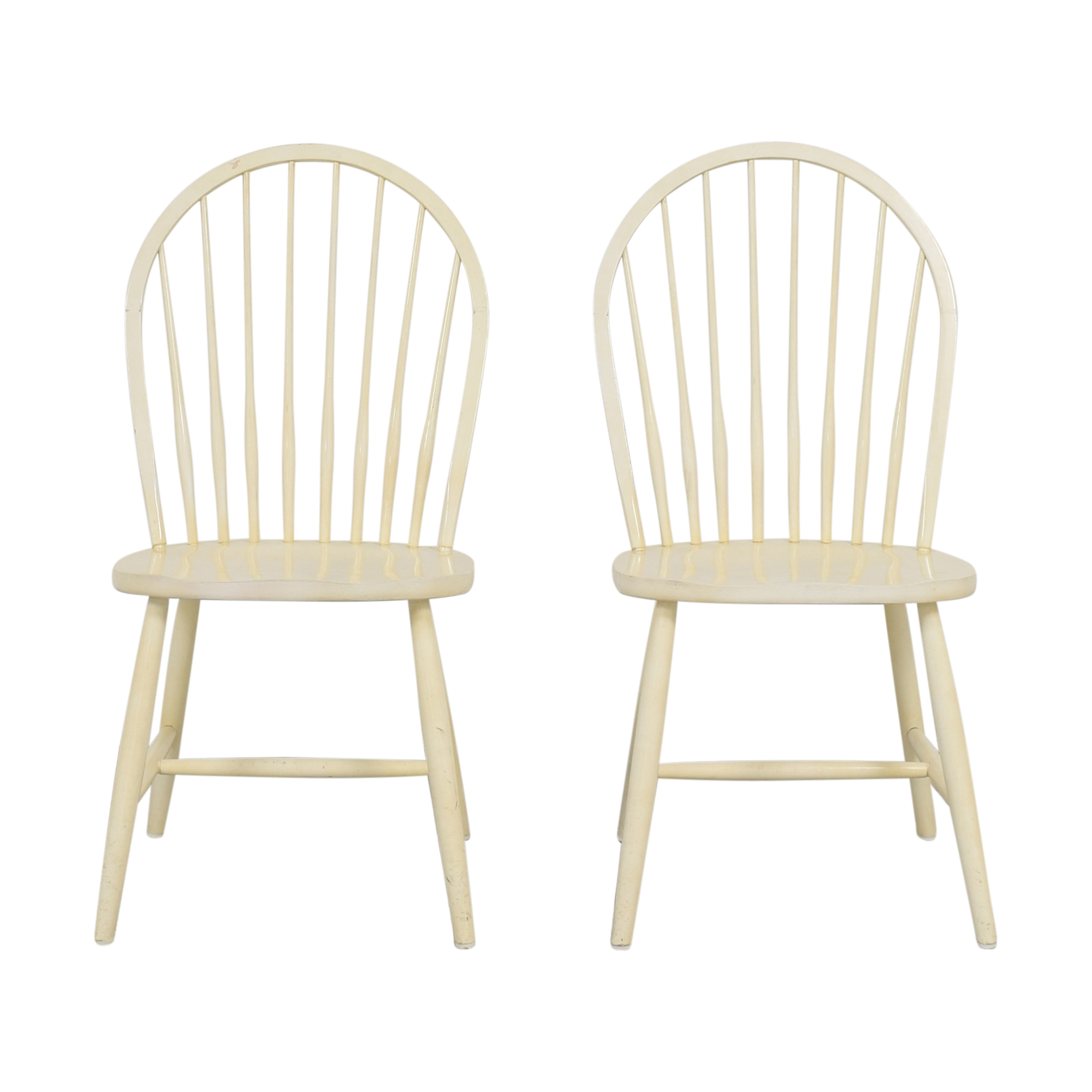 Ethan Allen Ethan Allen Gilbert Side Dining Chairs discount