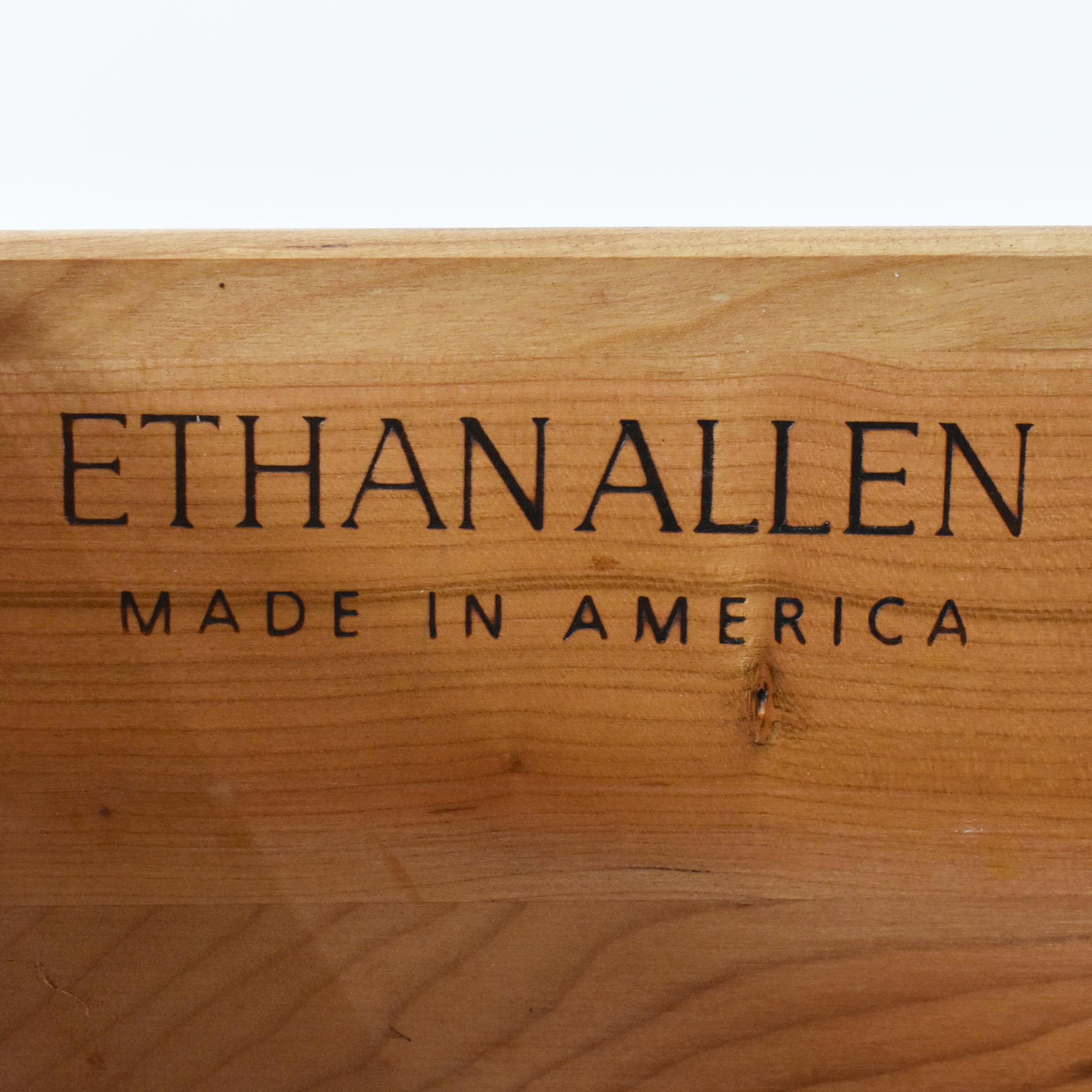 Ethan Allen Ethan Allen American Impressions Mission Server Buffet ct