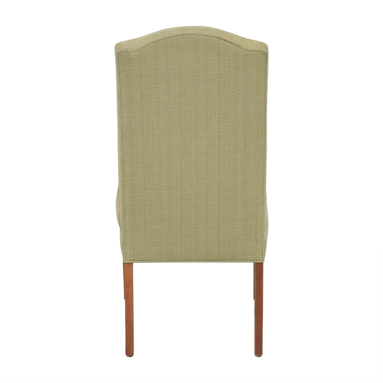buy Custom Upholstered High Back Chair