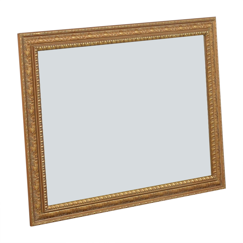 Fortunoff Framed Wall Mirror Fortunoff