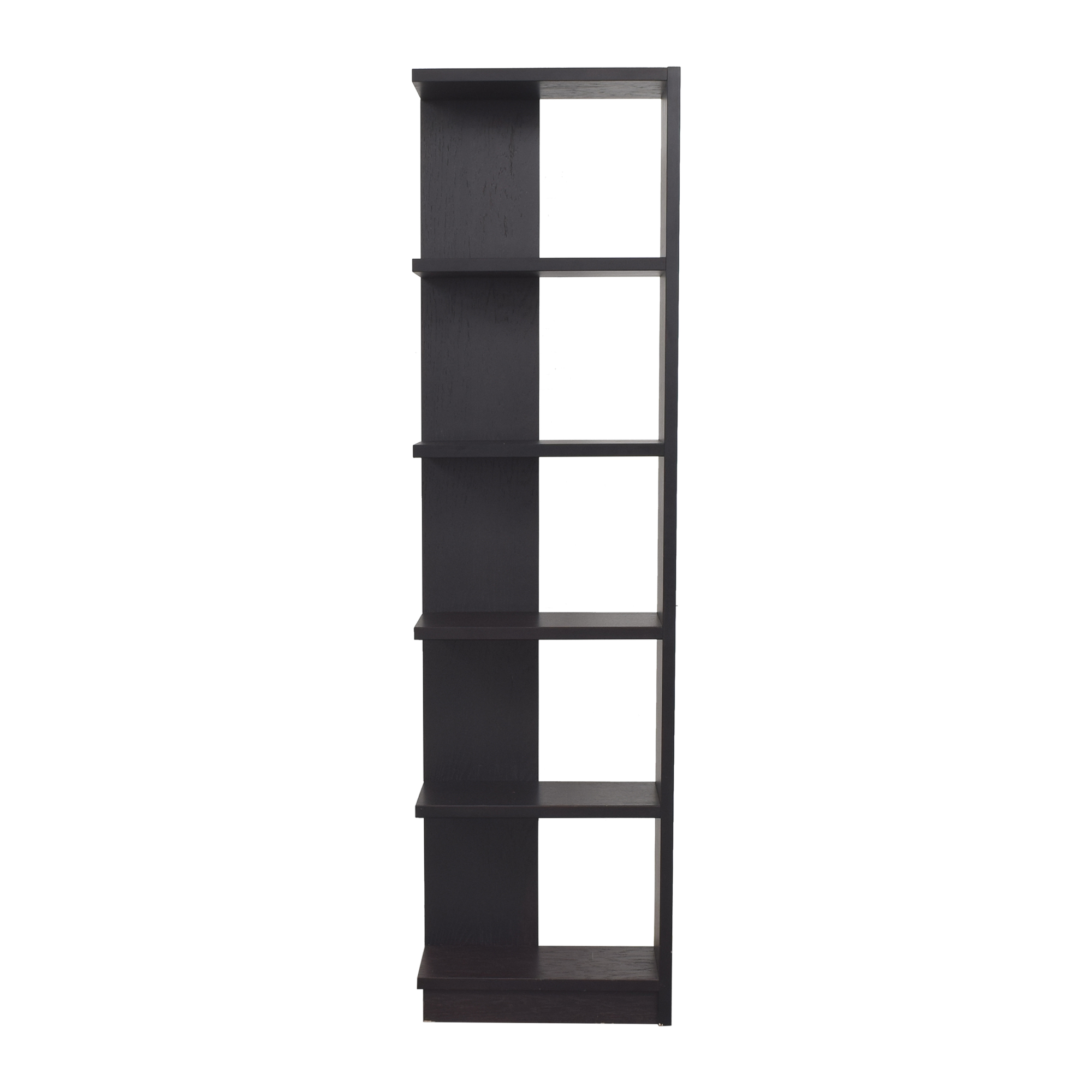 Crate & Barrel Crate & Barrel Elements Reversible Bookcase Bookcases & Shelving