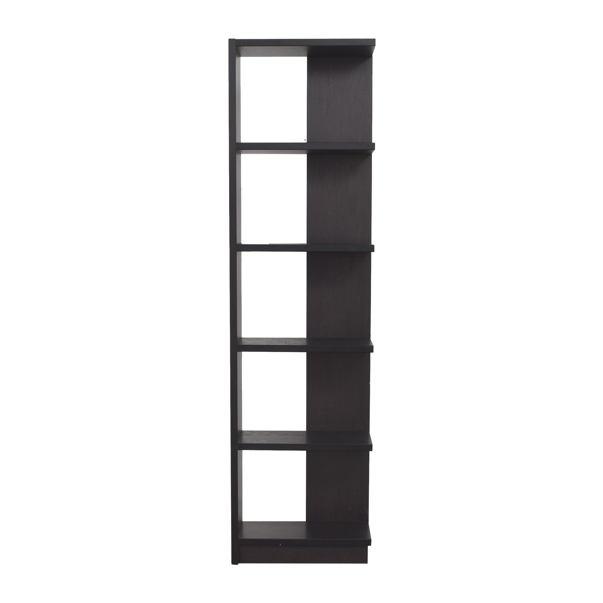 Crate & Barrel Elements Reversible Bookcase / Storage